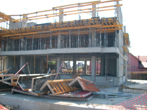 Lucrari, proiecte Aditiv in beton - Apartamente de lux - VENUS RESIDENCE - Otopeni UNICO PROFIT - Poza 2