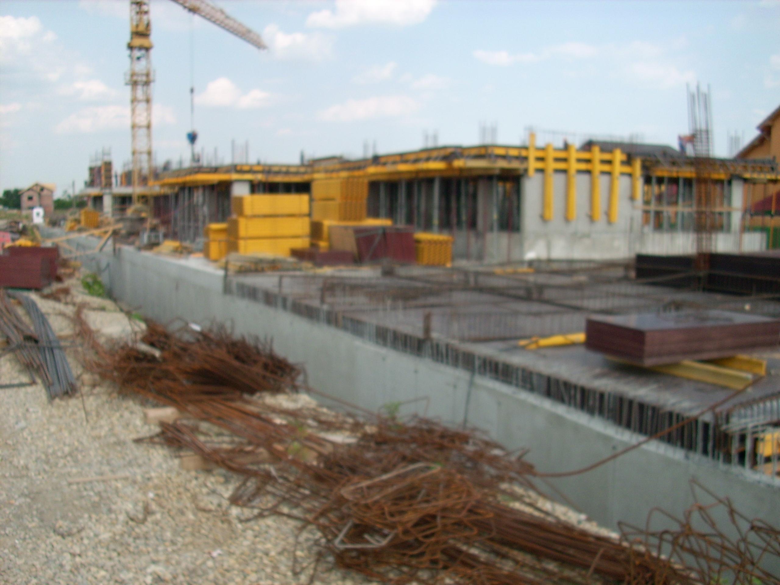 Aditiv in beton - Apartamente de lux - VENUS RESIDENCE - Otopeni UNICO PROFIT - Poza 5