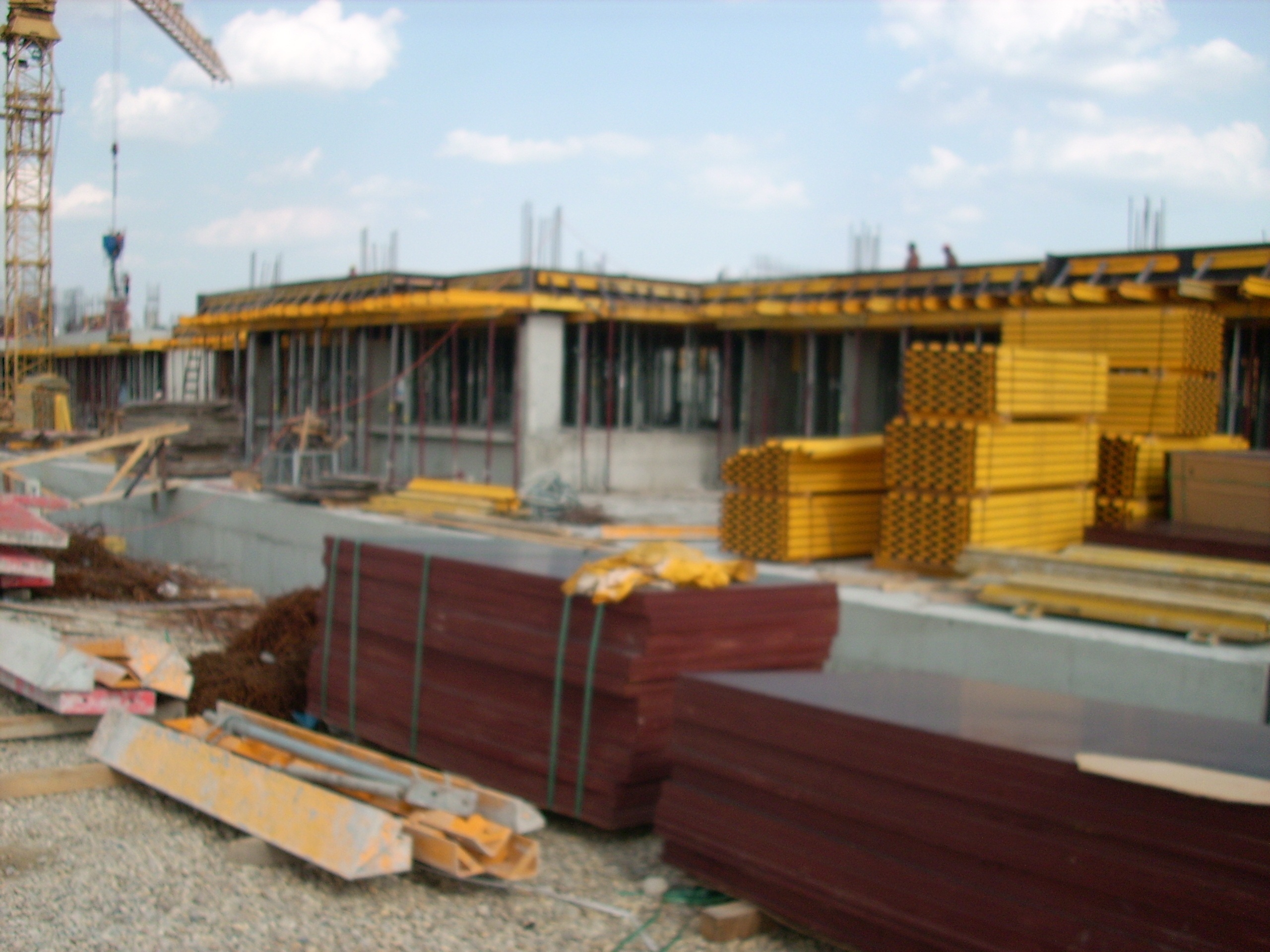 Aditiv in beton - Apartamente de lux - VENUS RESIDENCE - Otopeni UNICO PROFIT - Poza 9