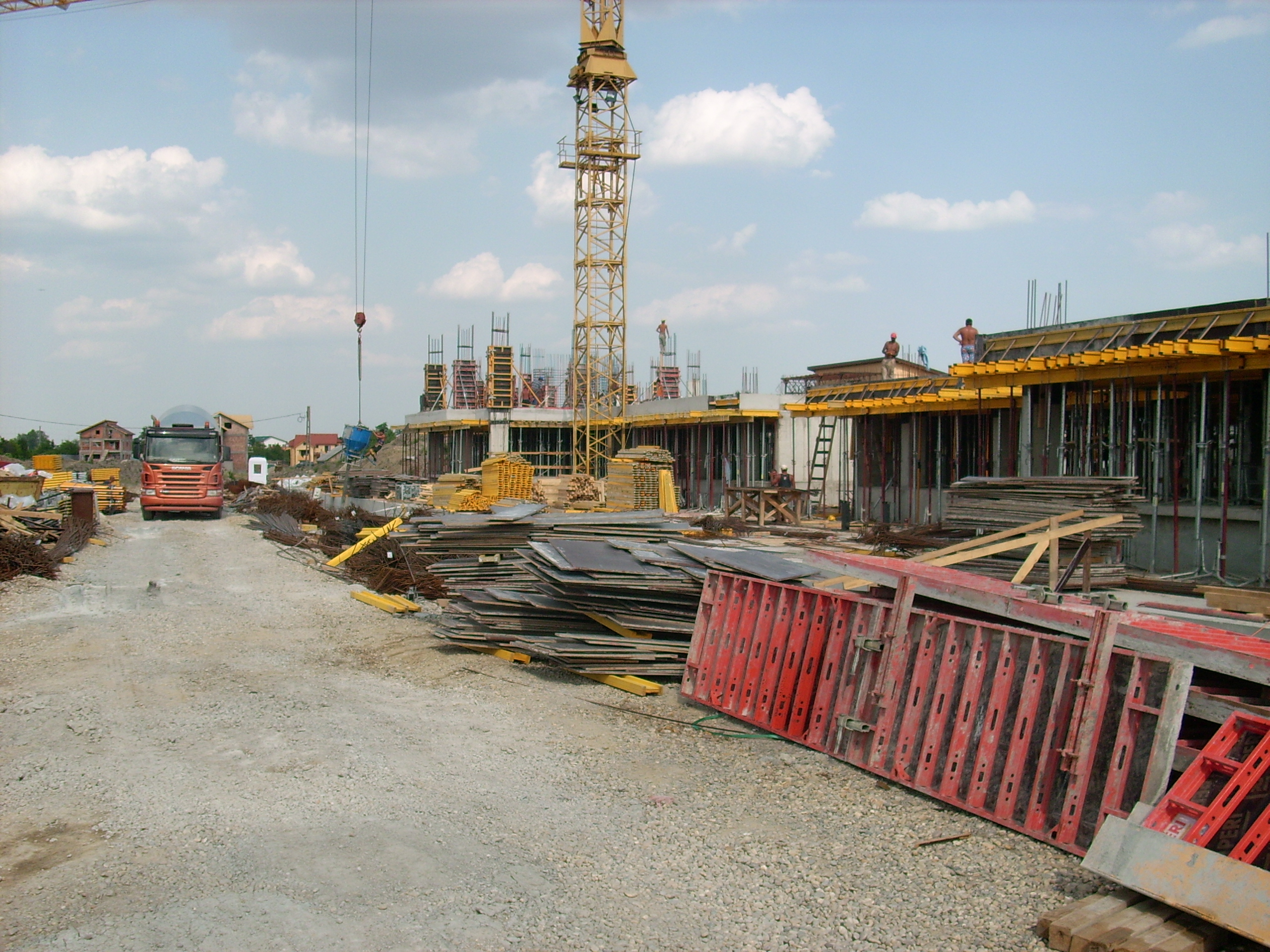 Aditiv in beton - Apartamente de lux - VENUS RESIDENCE - Otopeni UNICO PROFIT - Poza 10