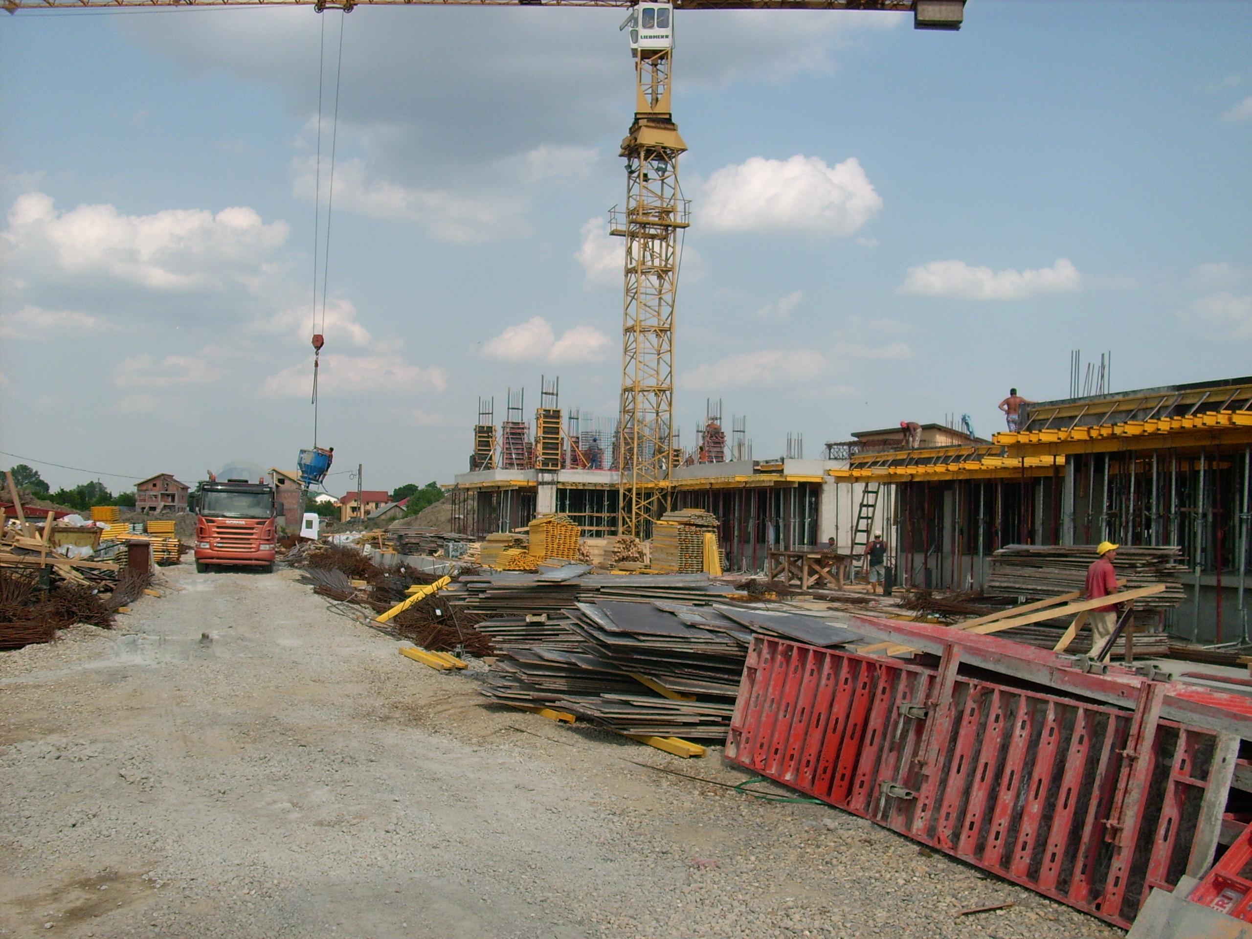 Aditiv in beton - Apartamente de lux - VENUS RESIDENCE - Otopeni UNICO PROFIT - Poza 11