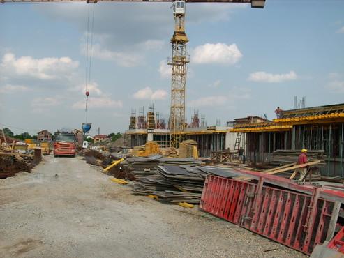 Lucrari, proiecte Aditiv in beton - Apartamente de lux - VENUS RESIDENCE - Otopeni UNICO PROFIT - Poza 11