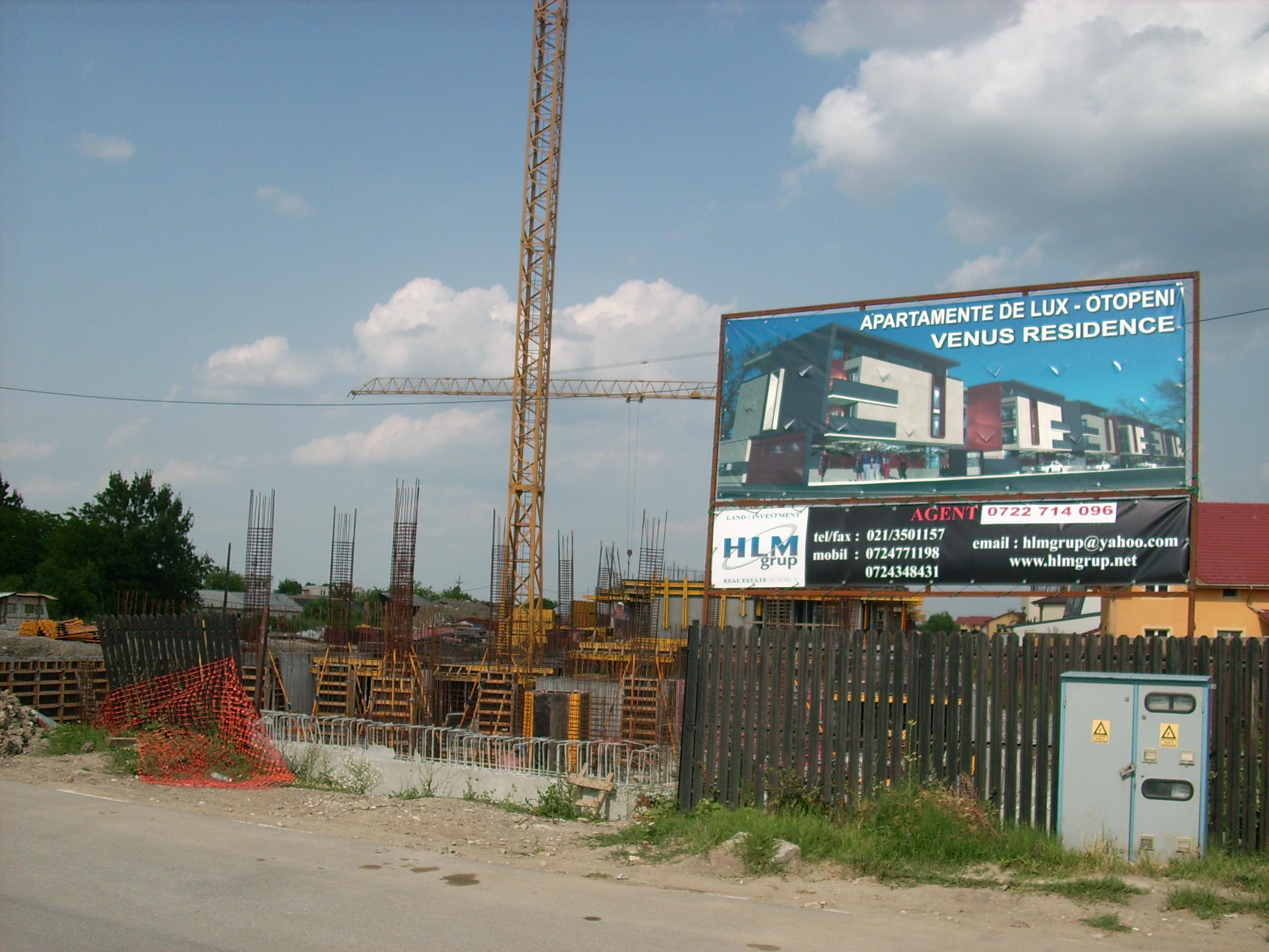 Aditiv in beton - Apartamente de lux - VENUS RESIDENCE - Otopeni UNICO PROFIT - Poza 15