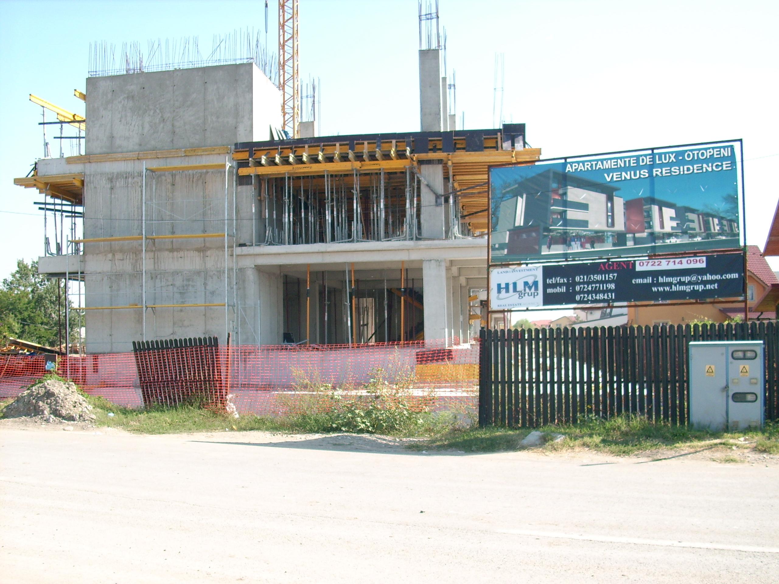 Aditiv in beton - Apartamente de lux - VENUS RESIDENCE - Otopeni UNICO PROFIT - Poza 16