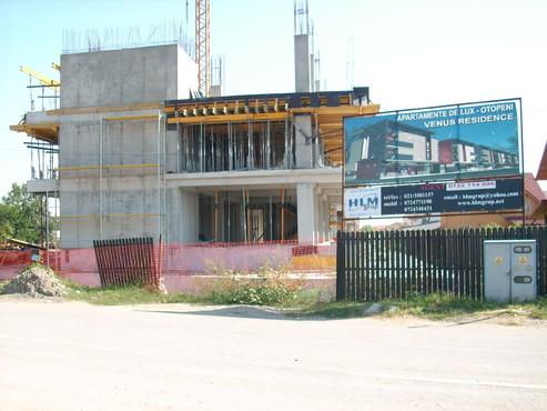 Lucrari, proiecte Aditiv in beton - Apartamente de lux - VENUS RESIDENCE - Otopeni UNICO PROFIT - Poza 16
