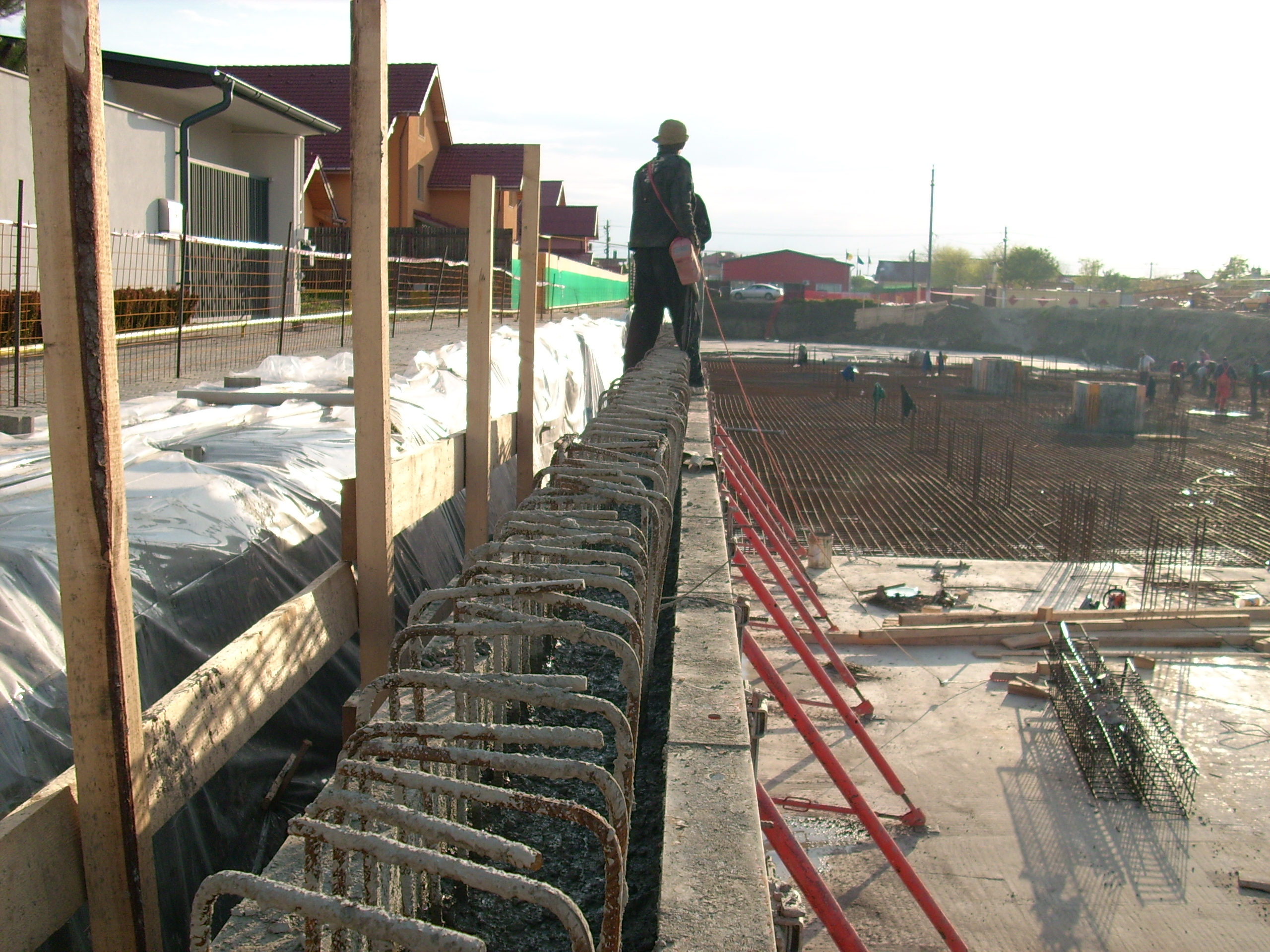 Aditiv in beton - Apartamente de lux - VENUS RESIDENCE - Otopeni UNICO PROFIT - Poza 17