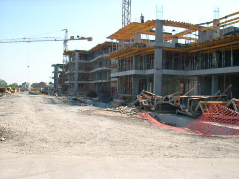Lucrari, proiecte Aditiv in beton - Apartamente de lux - VENUS RESIDENCE - Otopeni UNICO PROFIT - Poza 19