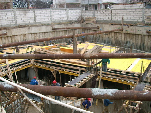 Lucrari, proiecte Aditiv in beton - ATHENAEUM CONSTRUCT - Imobil -Str. Lt. Stefan Marinescu 11 UNICO PROFIT - Poza 1