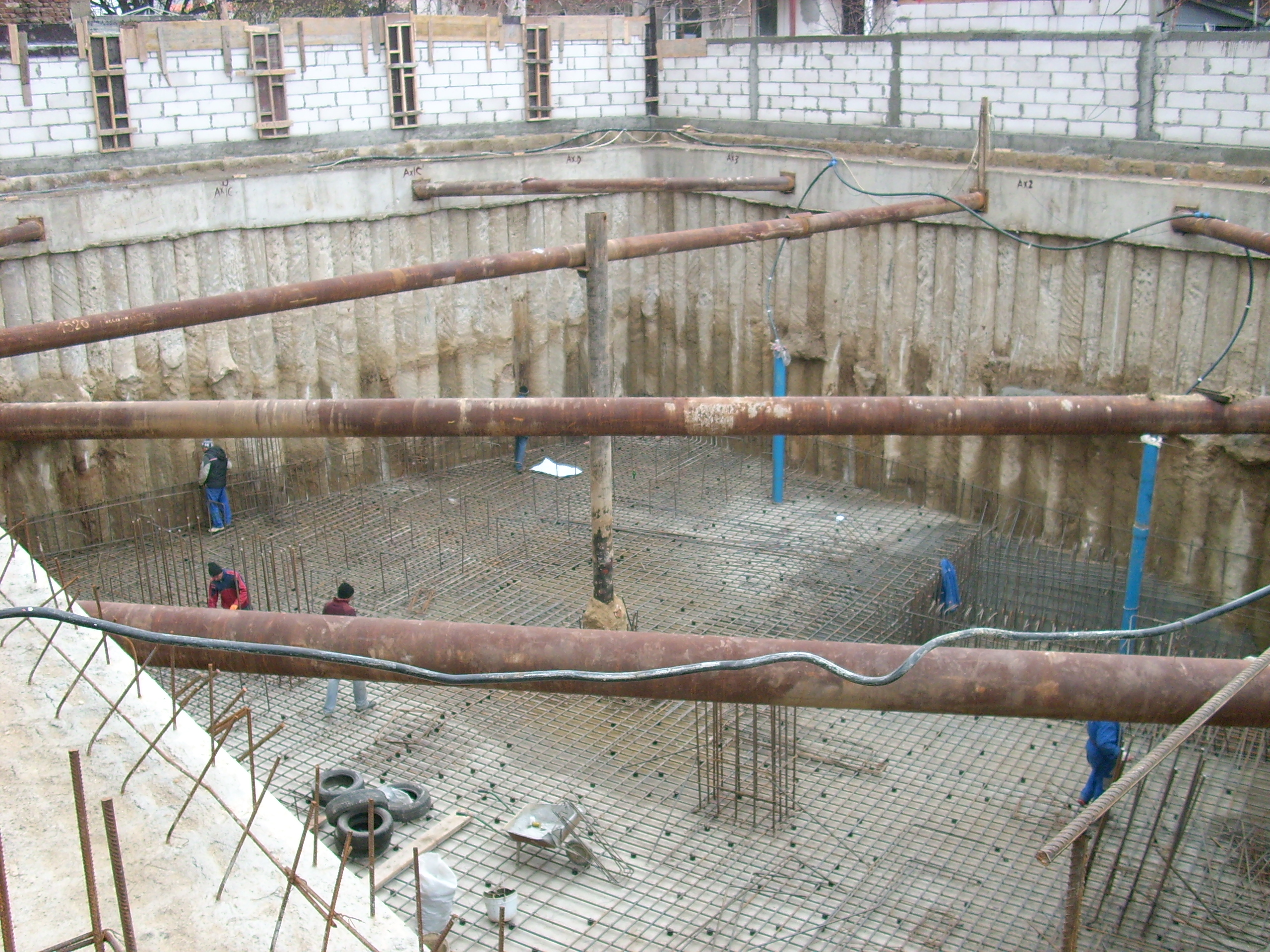 Aditiv in beton - ATHENAEUM CONSTRUCT - Imobil -Str. Lt. Stefan Marinescu 11 UNICO PROFIT - Poza 8