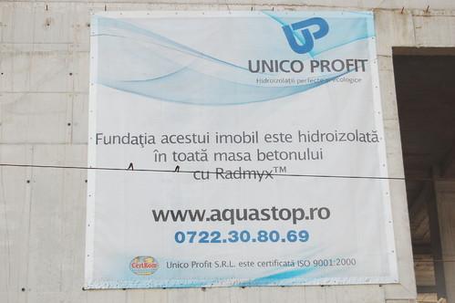 Lucrari, proiecte Aditiv in beton - Co-MARK-Co Group - Delea Noua UNICO PROFIT - Poza 1