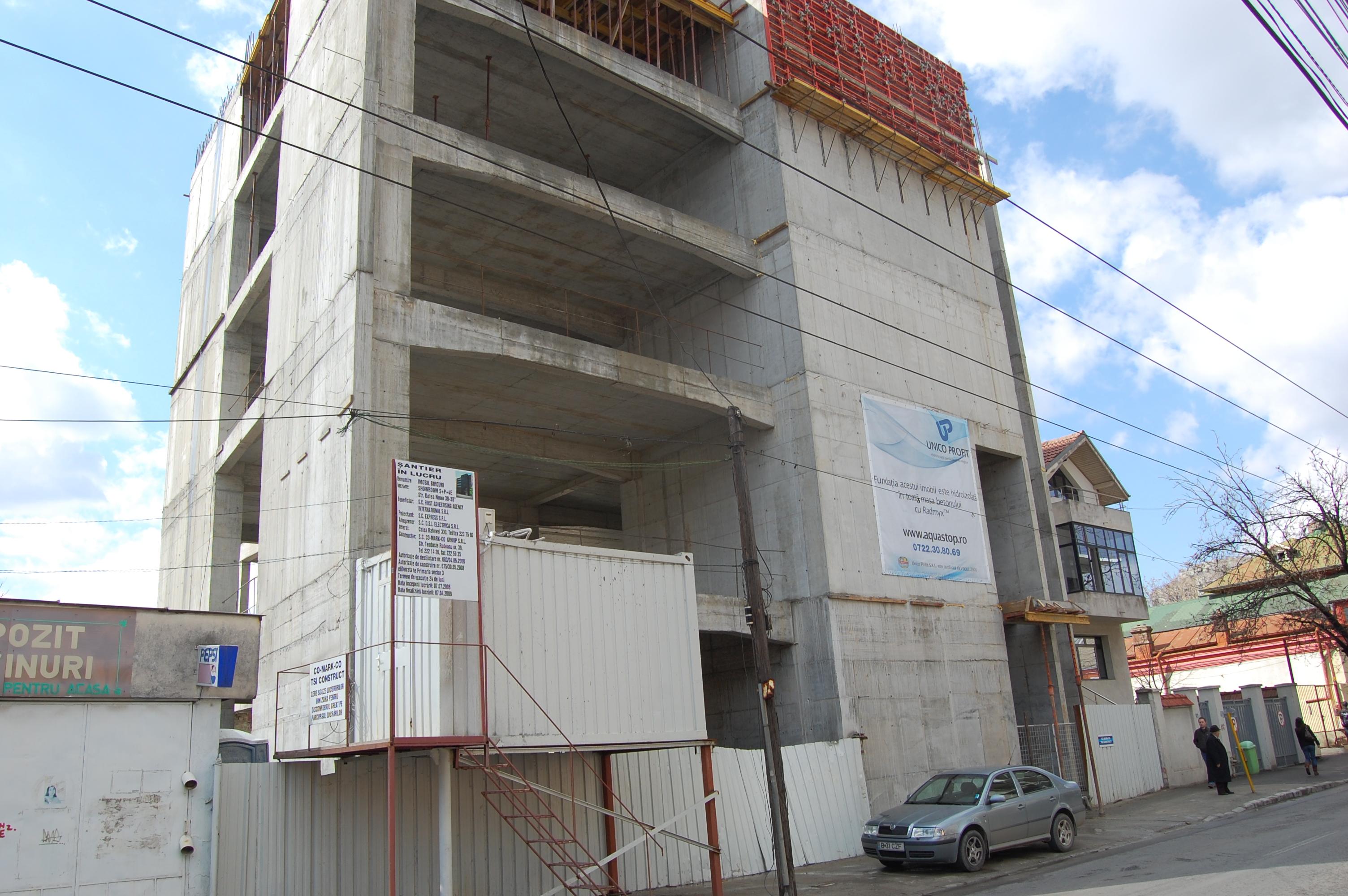 Aditiv in beton - Co-MARK-Co Group - Delea Noua UNICO PROFIT - Poza 2