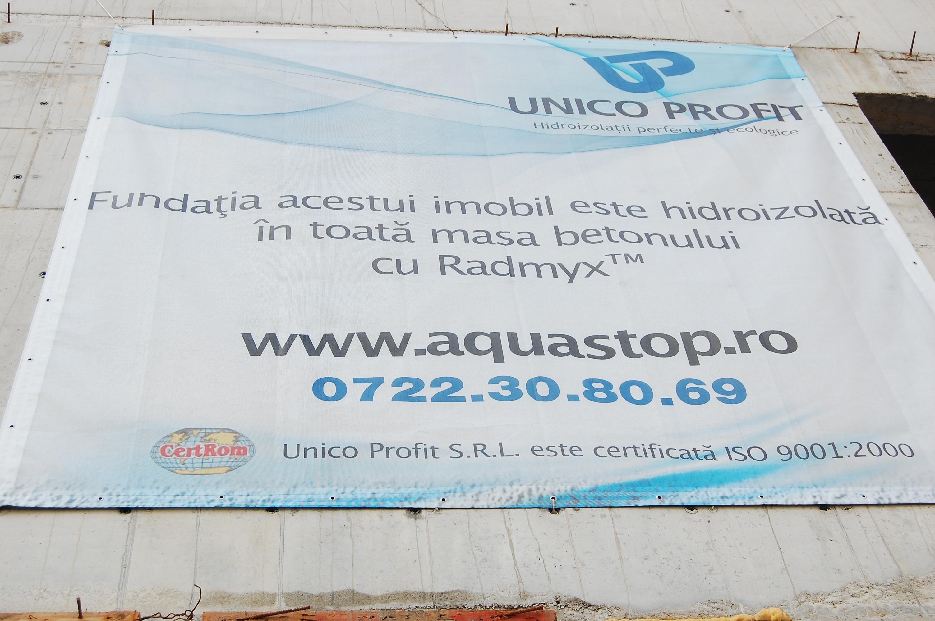 Aditiv in beton - Co-MARK-Co Group - Delea Noua UNICO PROFIT - Poza 15