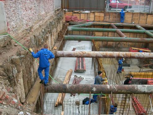 Lucrari, proiecte Aditiv in beton - Co-MARK-Co Group - Delea Noua UNICO PROFIT - Poza 17
