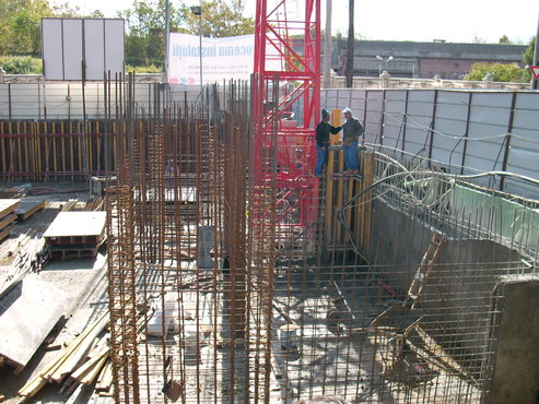 Lucrari, proiecte Aditiv in beton - MEP - Imobil birouri - Str. Izvor 80 UNICO PROFIT - Poza 5