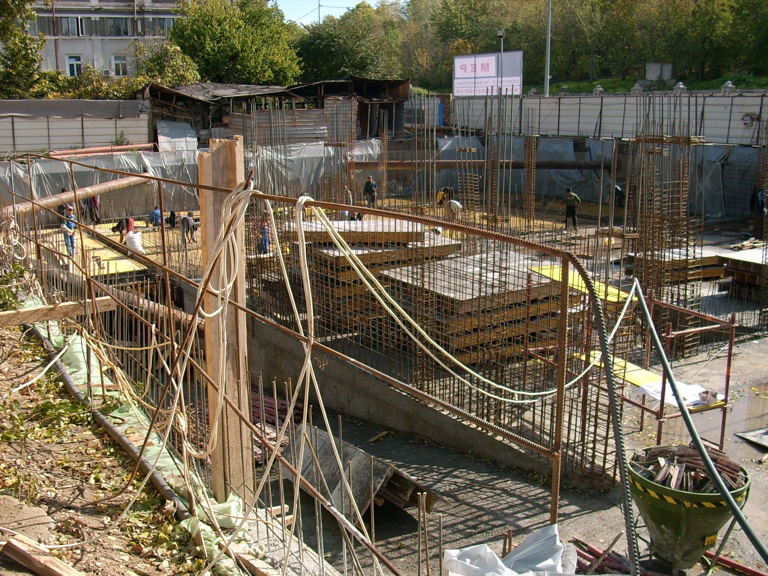 Aditiv in beton - MEP - Imobil birouri - Str. Izvor 80 UNICO PROFIT - Poza 7