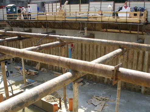 Lucrari, proiecte Aditiv in beton - MEP - Imobil birouri - Rosetti 17 - Faza I UNICO PROFIT - Poza 1