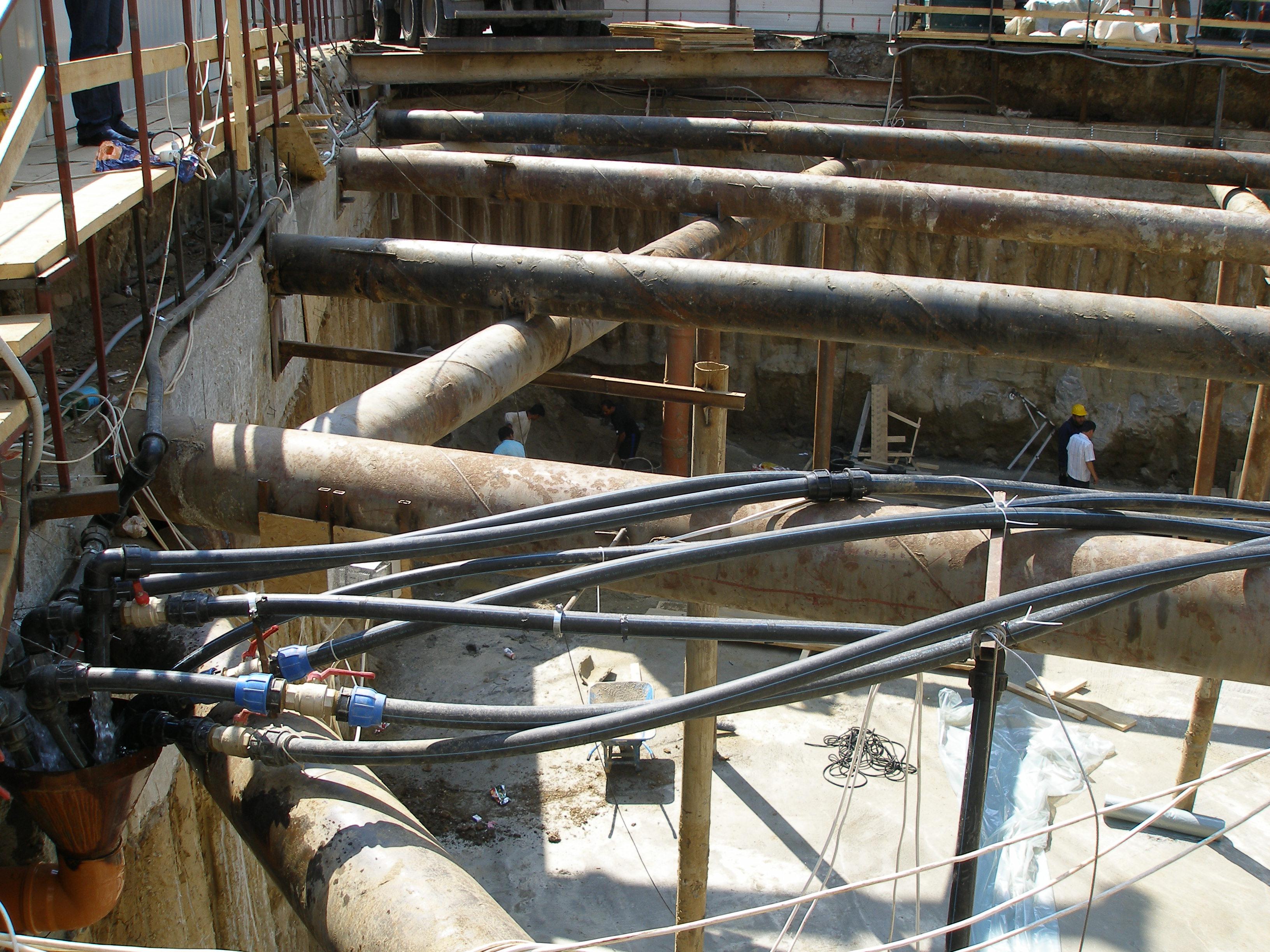 Aditiv in beton - MEP - Imobil birouri - Rosetti 17 - Faza I UNICO PROFIT - Poza 2