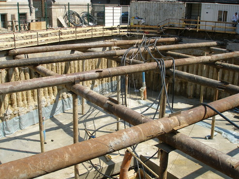 Lucrari, proiecte Aditiv in beton - MEP - Imobil birouri - Rosetti 17 - Faza I UNICO PROFIT - Poza 4