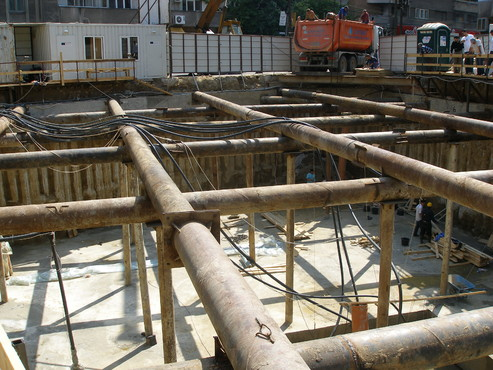 Lucrari, proiecte Aditiv in beton - MEP - Imobil birouri - Rosetti 17 - Faza I UNICO PROFIT - Poza 7