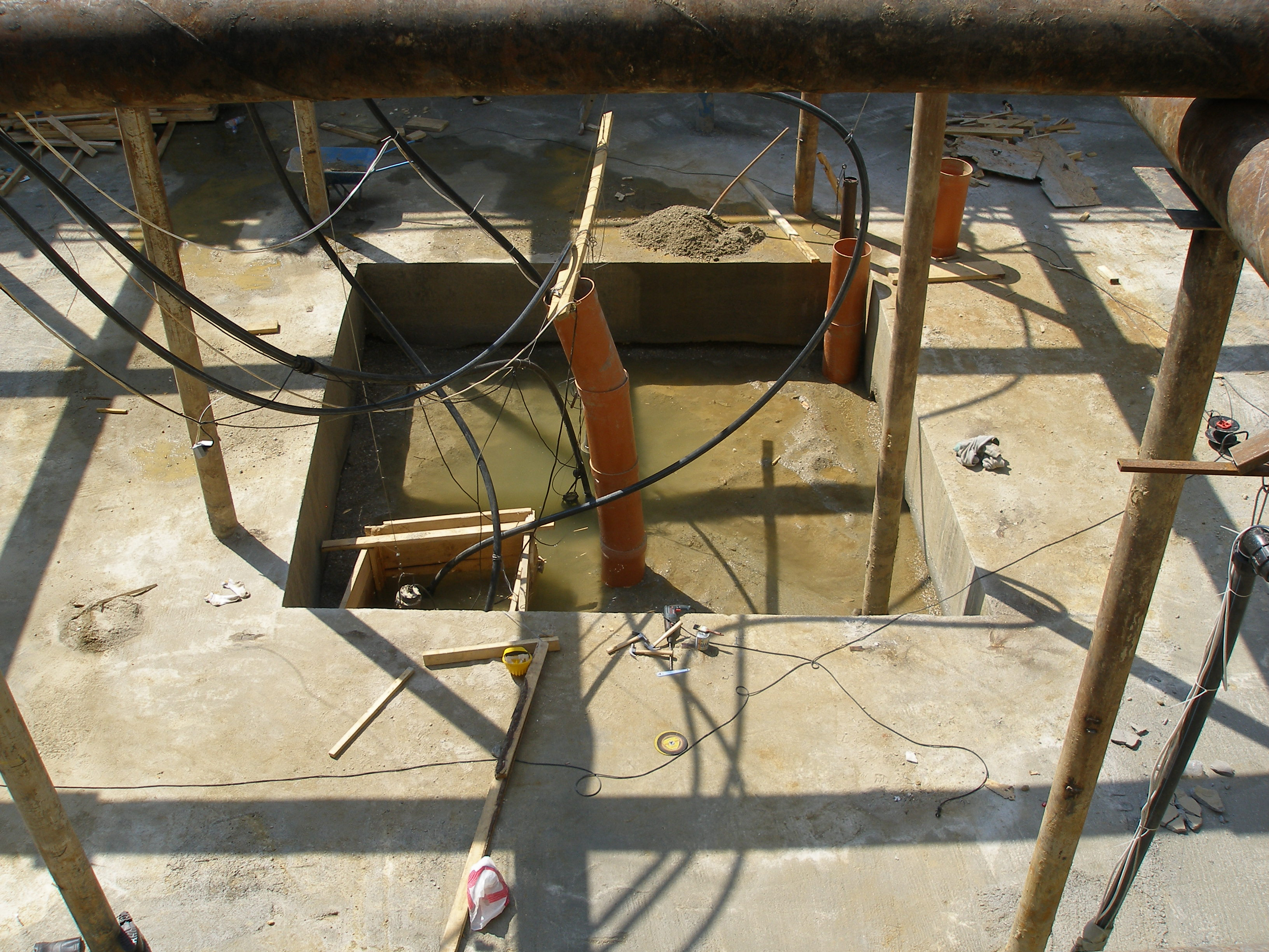 Aditiv in beton - MEP - Imobil birouri - Rosetti 17 - Faza I UNICO PROFIT - Poza 11