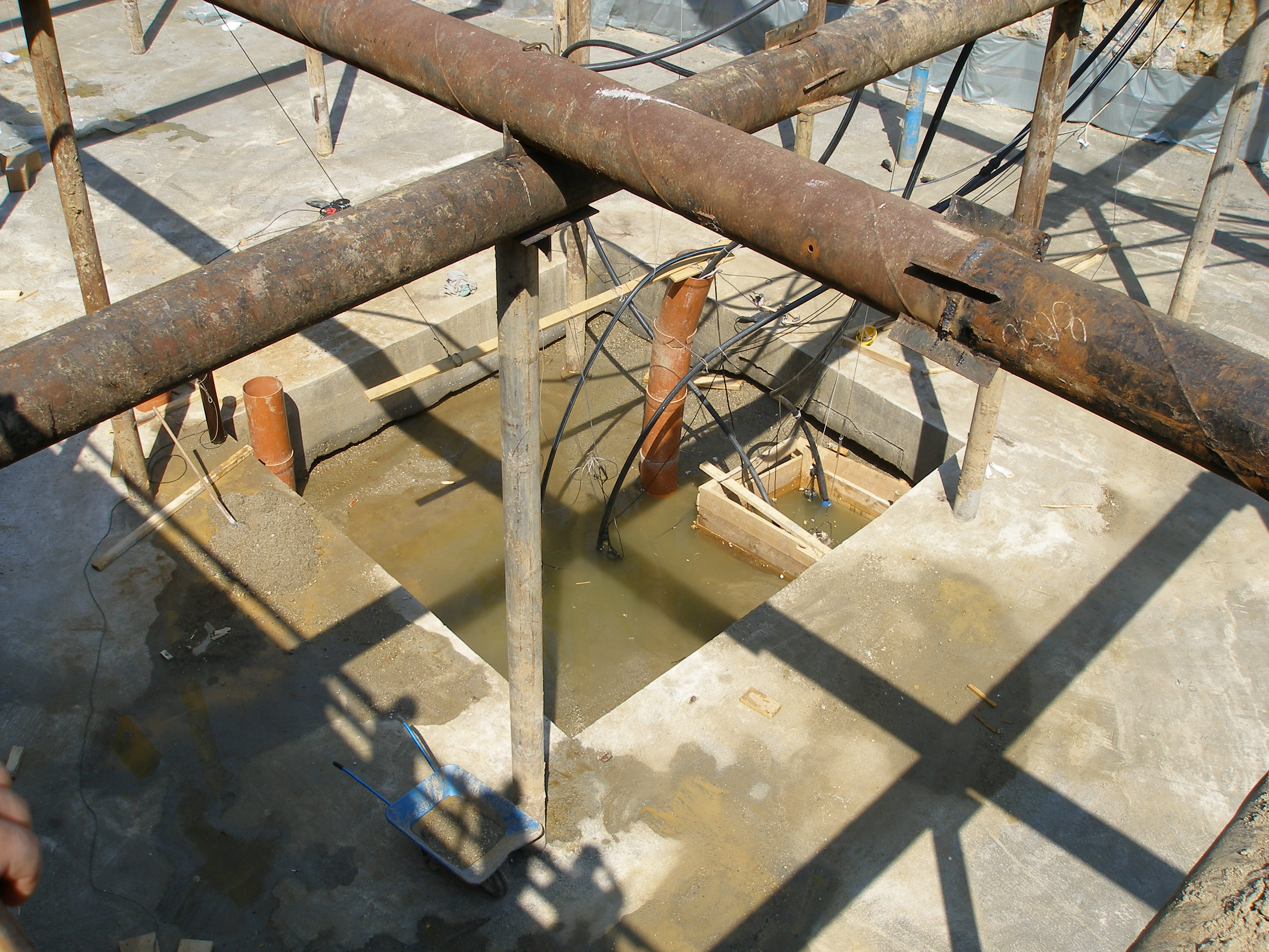 Aditiv in beton - MEP - Imobil birouri - Rosetti 17 - Faza I UNICO PROFIT - Poza 12