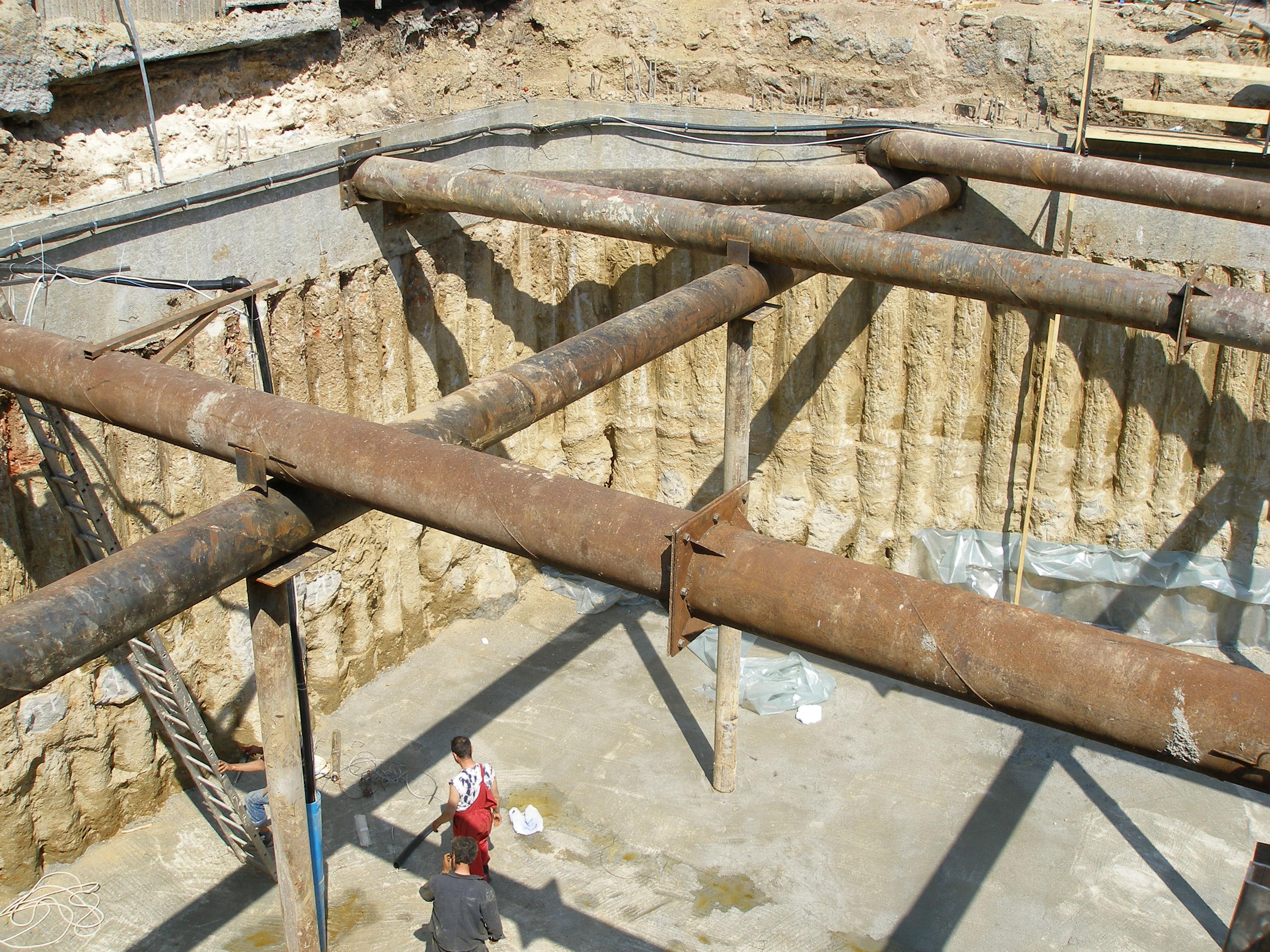 Aditiv in beton - MEP - Imobil birouri - Rosetti 17 - Faza I UNICO PROFIT - Poza 13