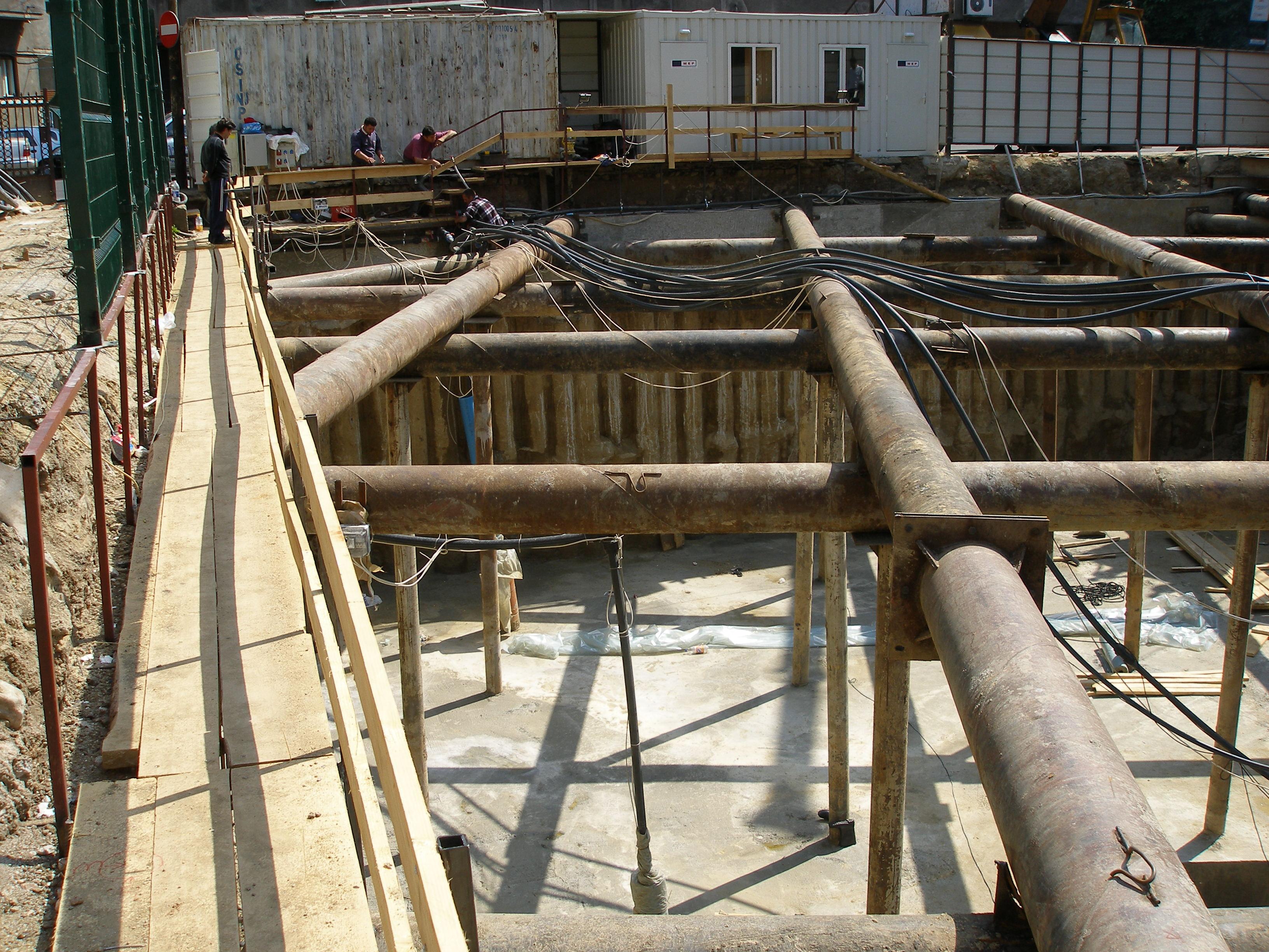 Aditiv in beton - MEP - Imobil birouri - Rosetti 17 - Faza I UNICO PROFIT - Poza 14