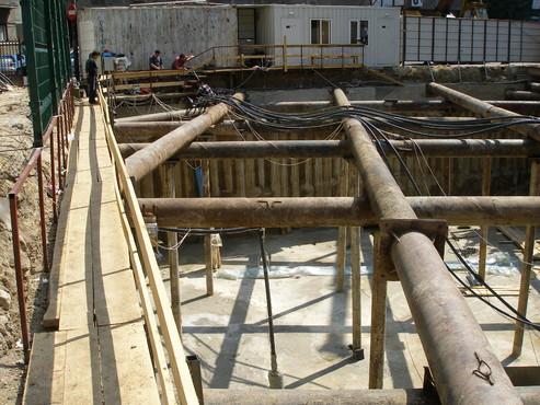 Lucrari, proiecte Aditiv in beton - MEP - Imobil birouri - Rosetti 17 - Faza I UNICO PROFIT - Poza 14
