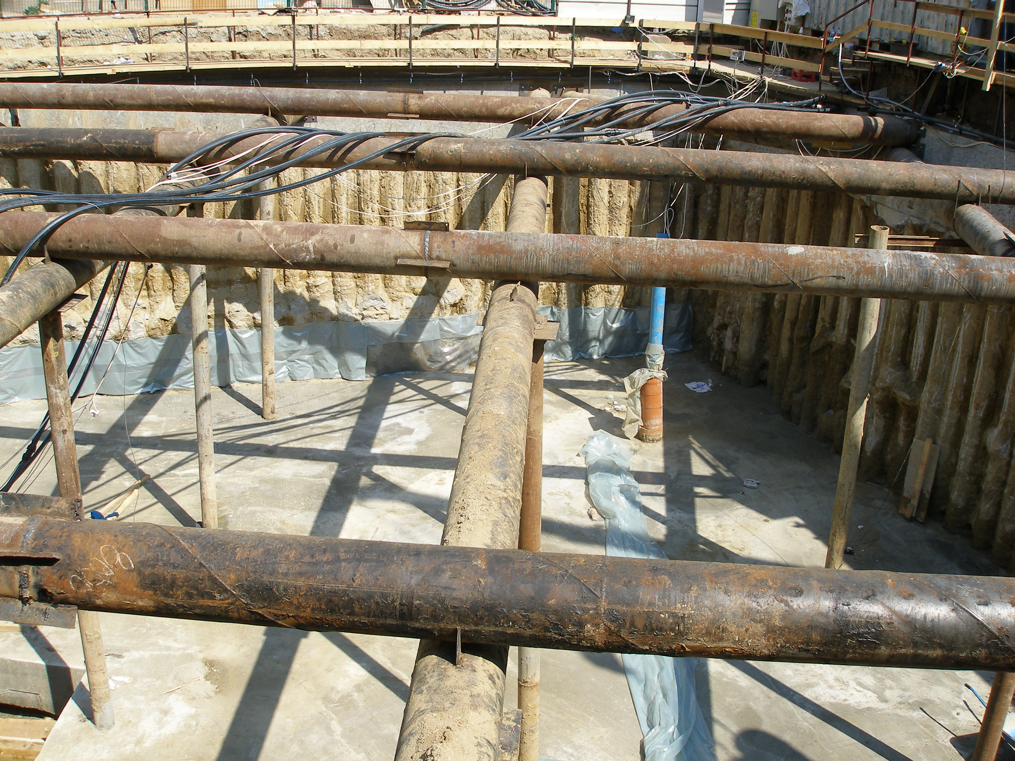 Aditiv in beton - MEP - Imobil birouri - Rosetti 17 - Faza I UNICO PROFIT - Poza 16