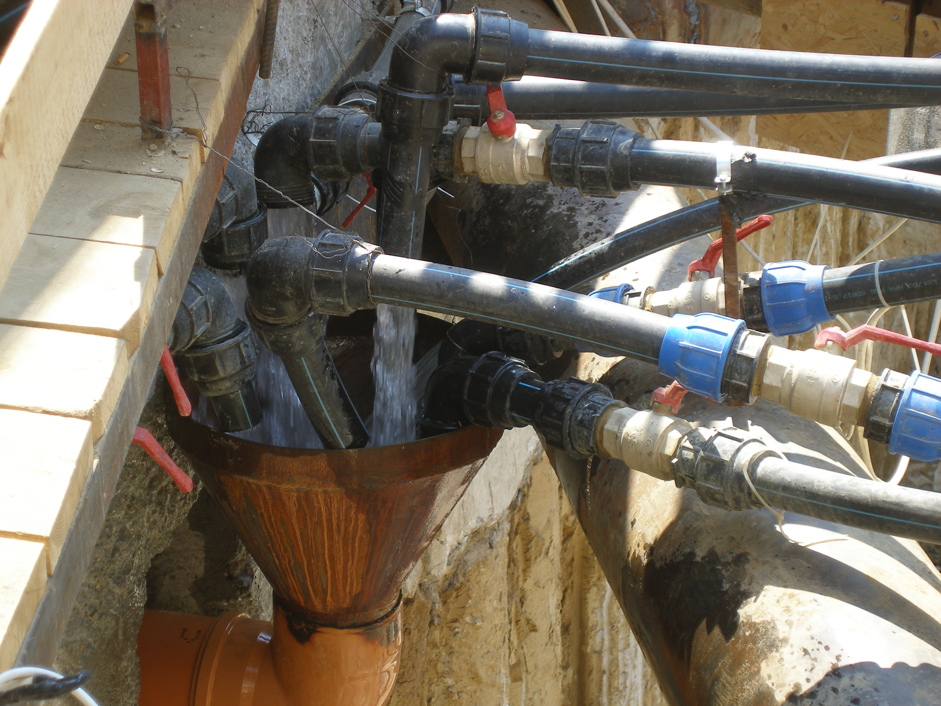 Aditiv in beton - MEP - Imobil birouri - Rosetti 17 - Faza I UNICO PROFIT - Poza 21