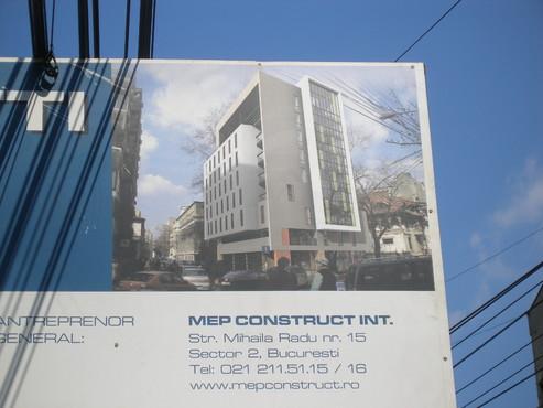 Lucrari, proiecte Aditiv in beton - MEP - Imobil birouri - Rosetti 17 - Faza I UNICO PROFIT - Poza 23