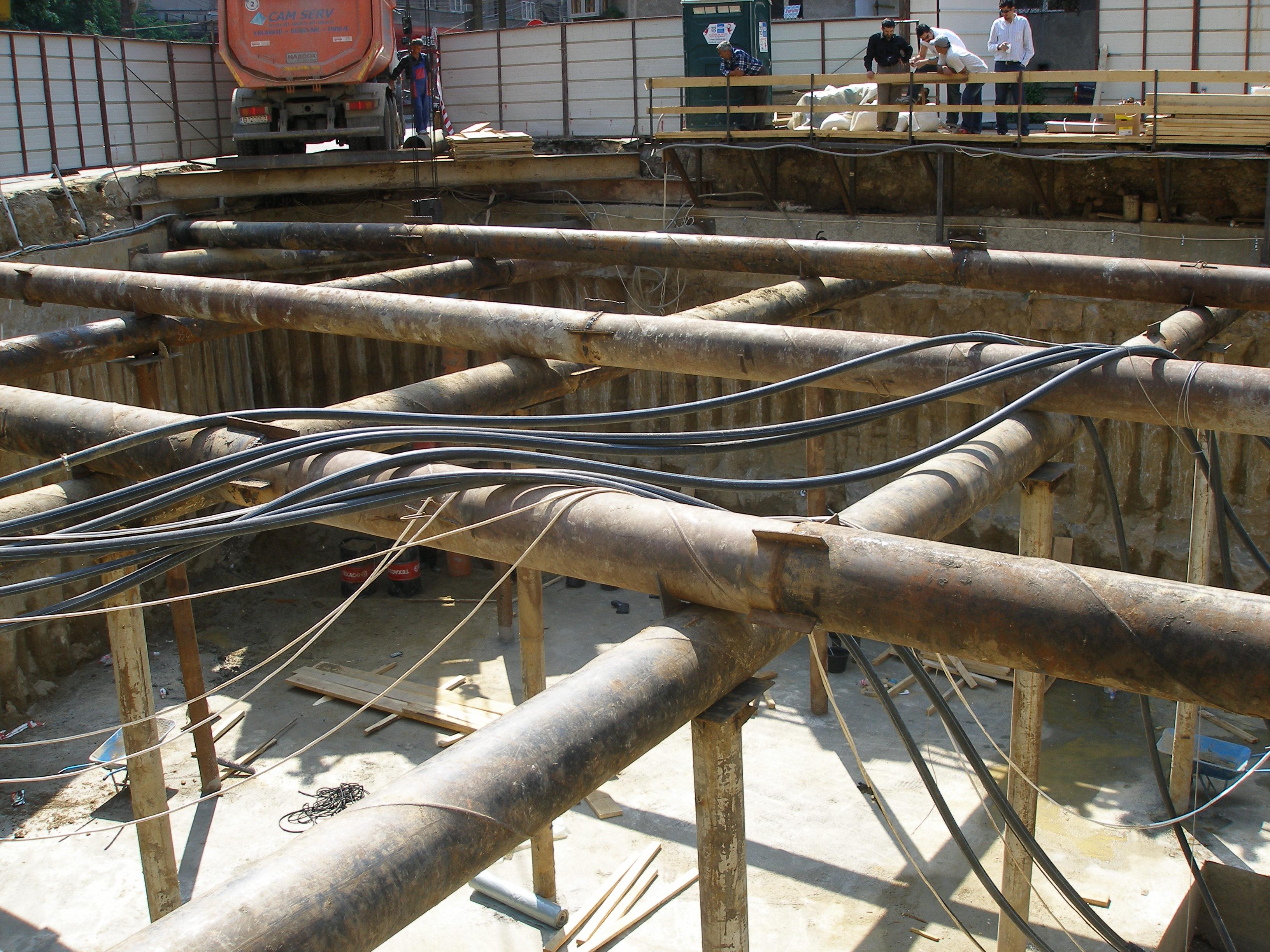 Aditiv in beton - MEP - Imobil birouri - Rosetti 17 - Faza I UNICO PROFIT - Poza 27