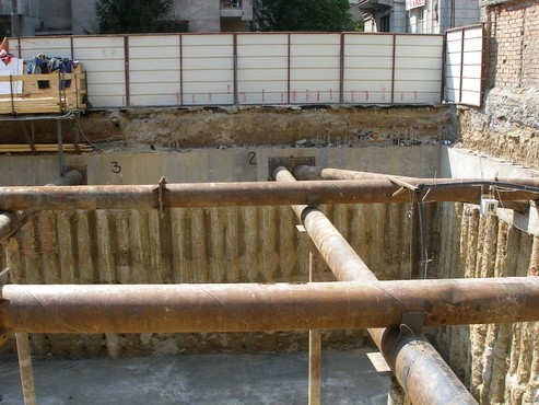 Lucrari, proiecte Aditiv in beton - MEP - Imobil birouri - Rosetti 17 - Faza I UNICO PROFIT - Poza 29