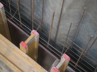 Aditiv in beton - MEP - Imobil birouri - Rosetti 17 - Faza II / Aplicare tratament de impermeabilizare - RADMYX