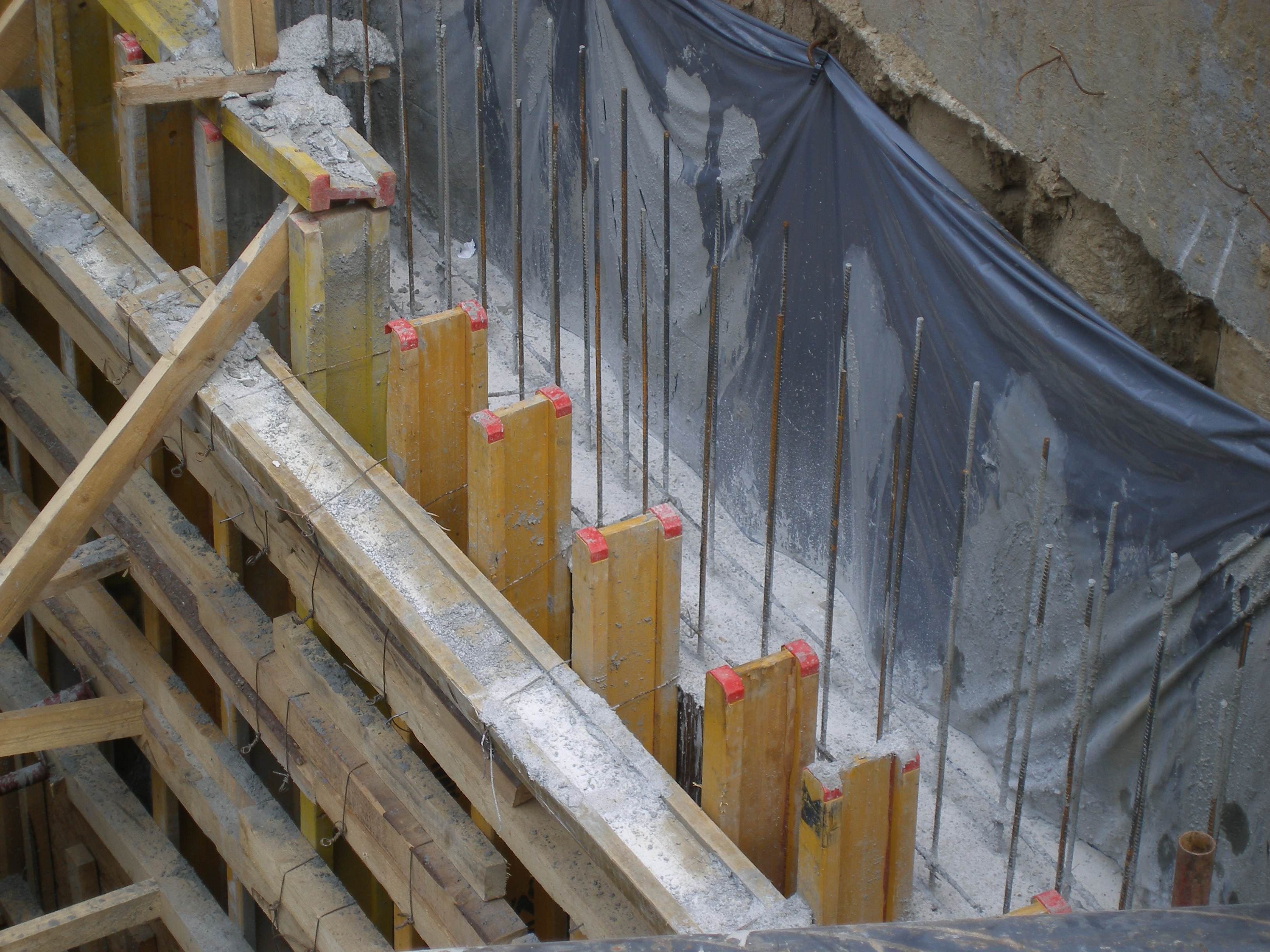 Aditiv in beton - MEP - Imobil birouri - Rosetti 17 - Faza II UNICO PROFIT - Poza 2
