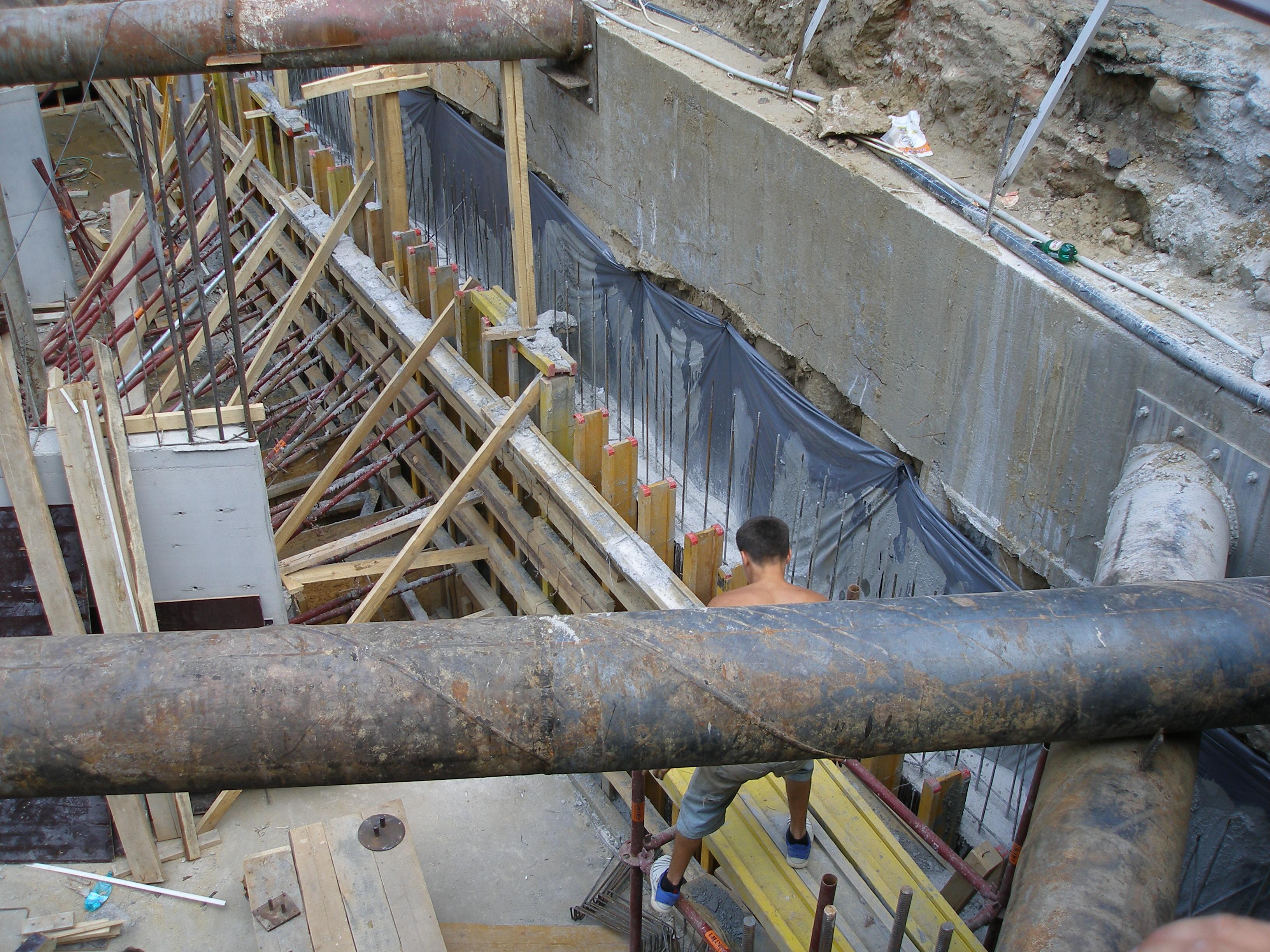 Aditiv in beton - MEP - Imobil birouri - Rosetti 17 - Faza II UNICO PROFIT - Poza 3