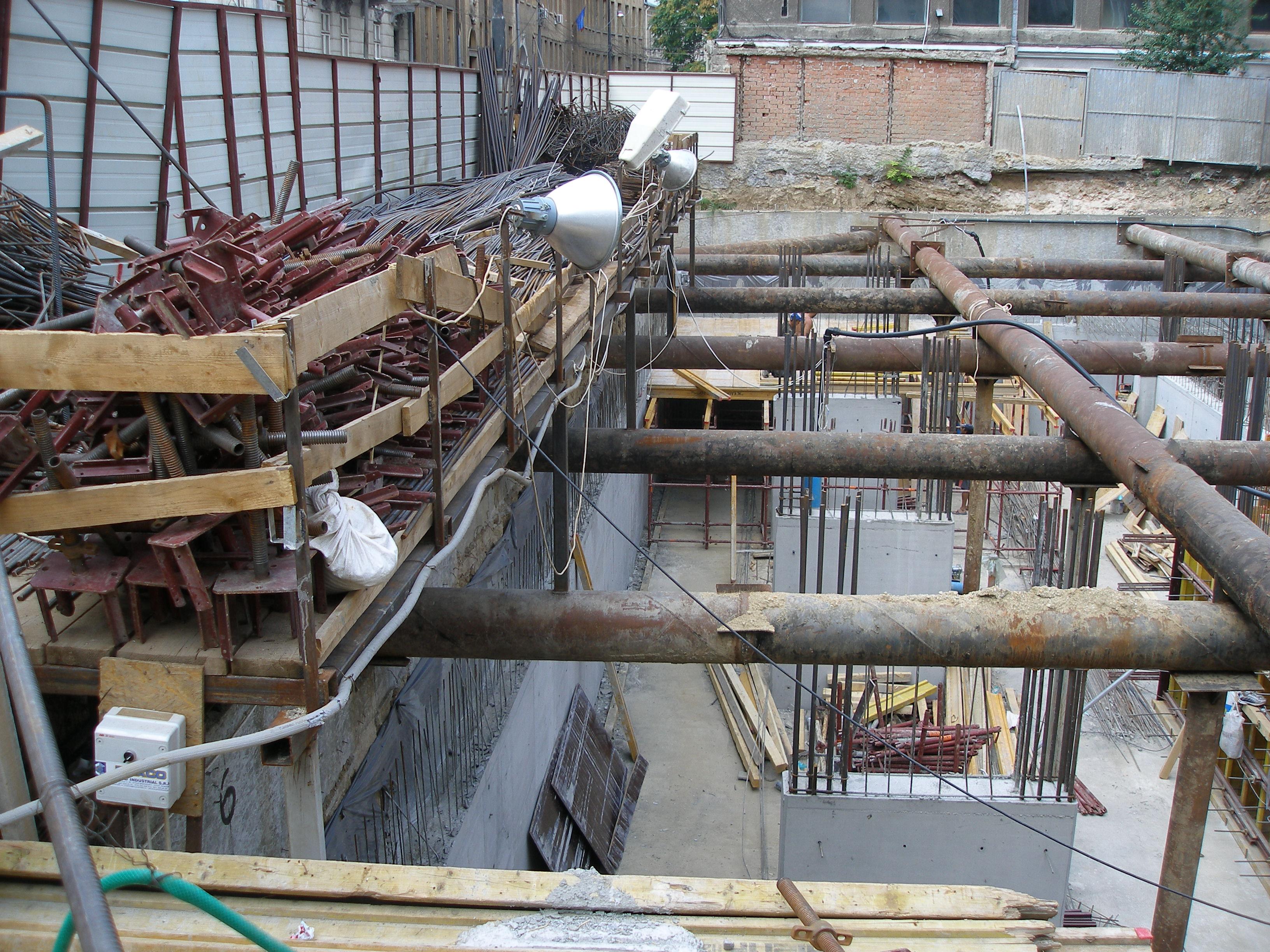 Aditiv in beton - MEP - Imobil birouri - Rosetti 17 - Faza II UNICO PROFIT - Poza 10