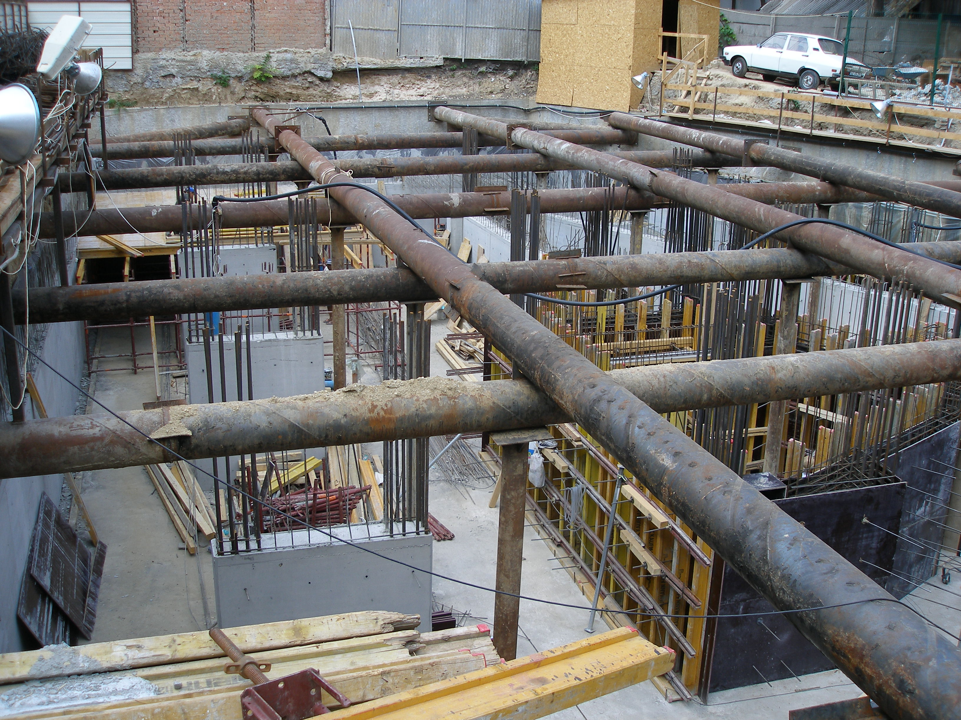 Aditiv in beton - MEP - Imobil birouri - Rosetti 17 - Faza II UNICO PROFIT - Poza 17