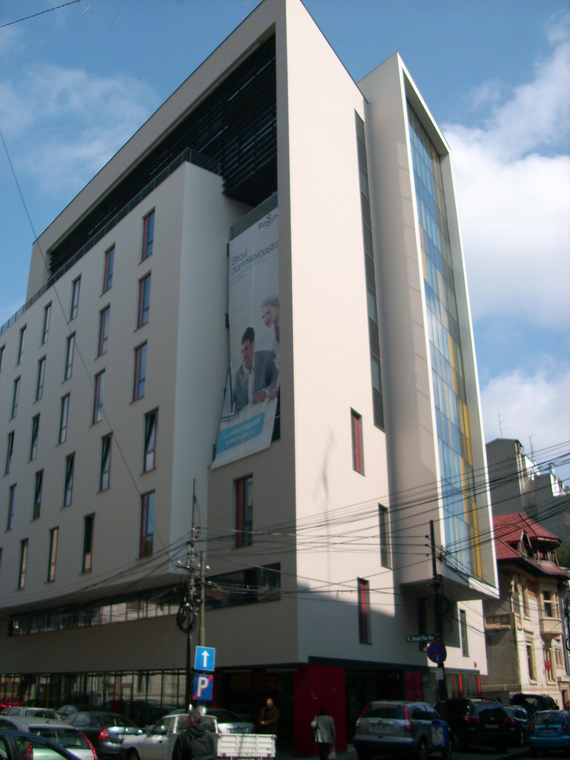 Aditiv in beton - MEP - Imobil birouri - Rosetti 17 - Finalizat UNICO PROFIT - Poza 1
