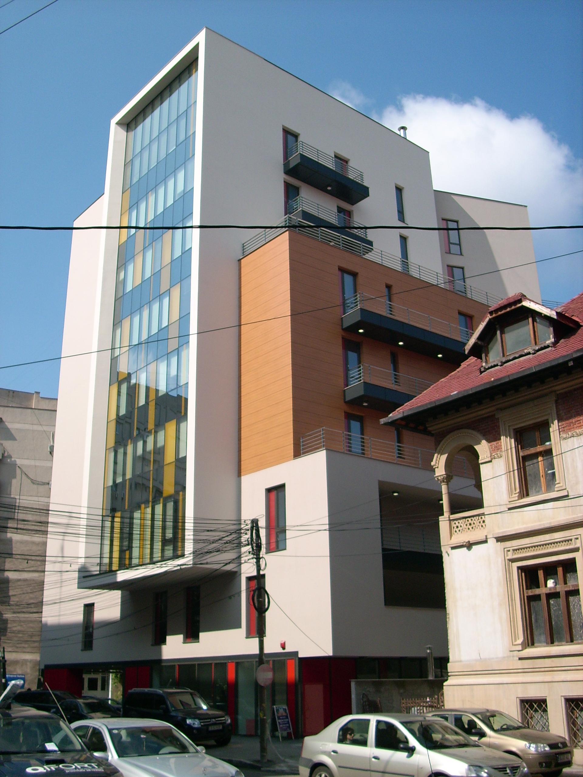 Aditiv in beton - MEP - Imobil birouri - Rosetti 17 - Finalizat UNICO PROFIT - Poza 4