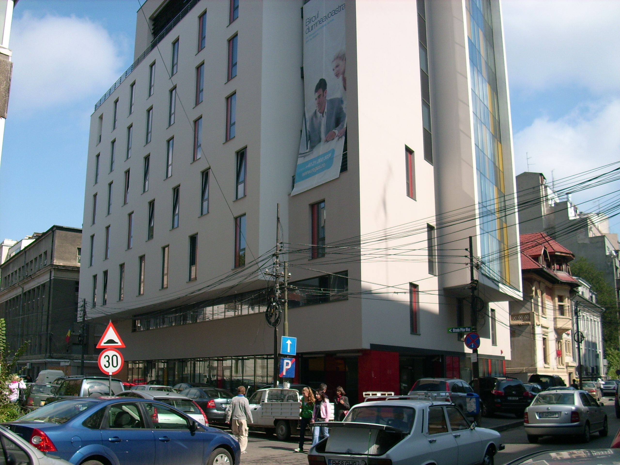 Aditiv in beton - MEP - Imobil birouri - Rosetti 17 - Finalizat UNICO PROFIT - Poza 6