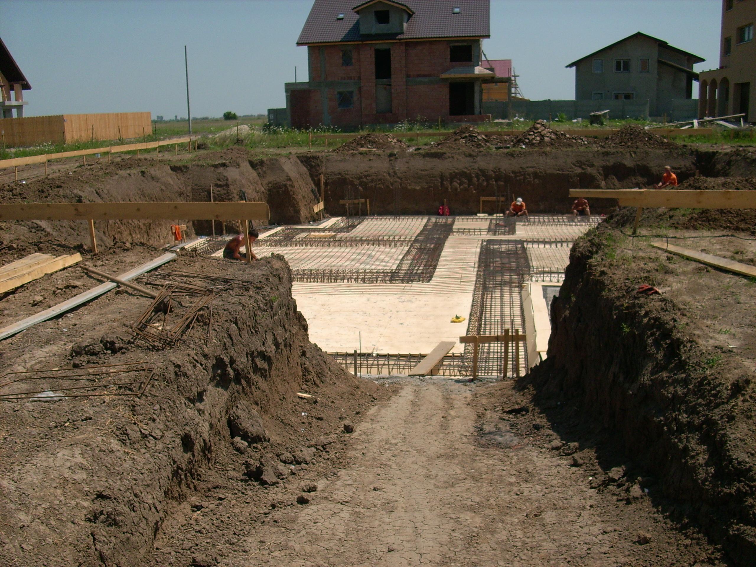 Aditiv in beton - MEP - MODERN COMPANY CONSTRUCT - Vila privata - Otopeni UNICO PROFIT - Poza 2