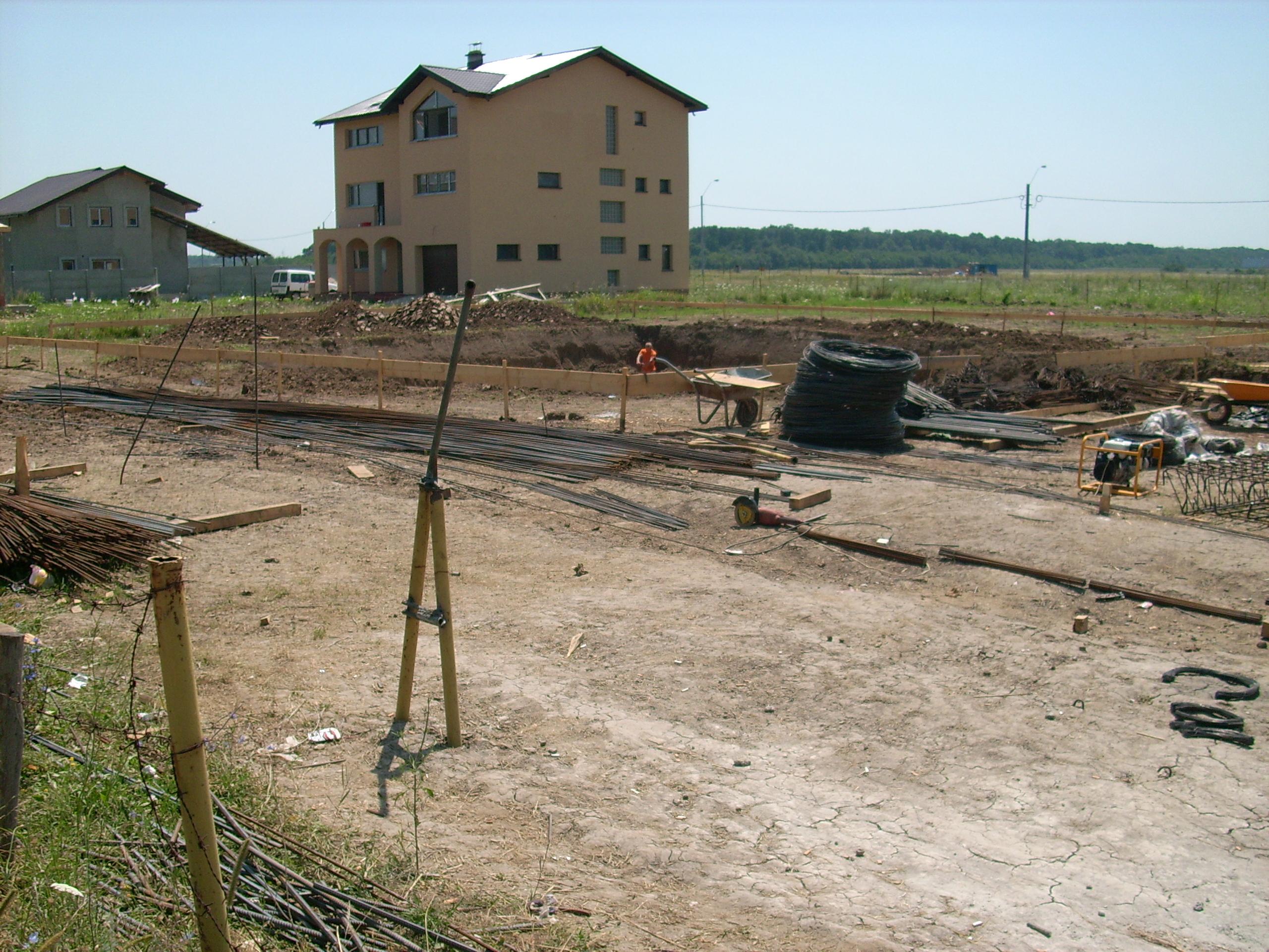 Aditiv in beton - MEP - MODERN COMPANY CONSTRUCT - Vila privata - Otopeni UNICO PROFIT - Poza 3