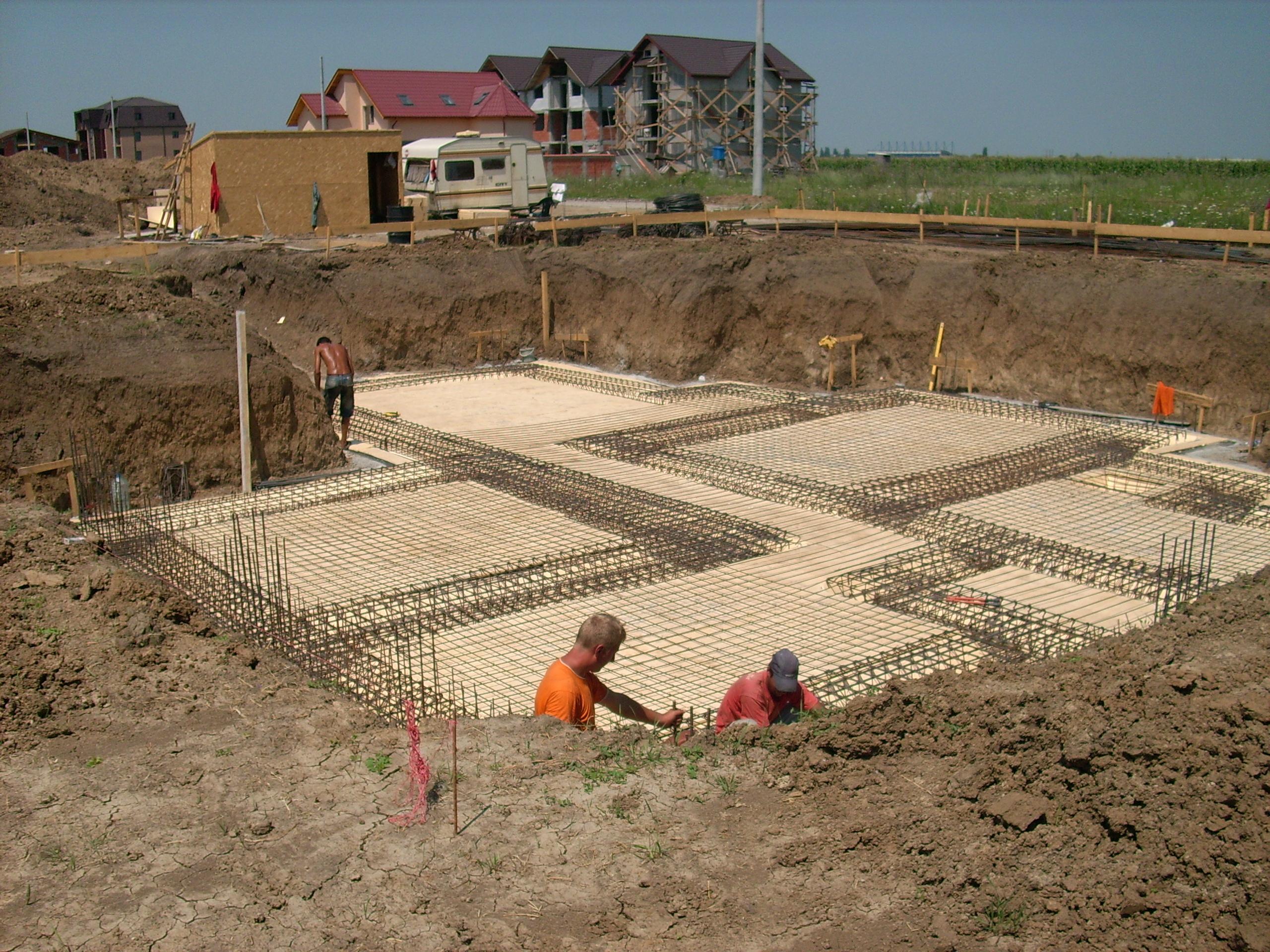 Aditiv in beton - MEP - MODERN COMPANY CONSTRUCT - Vila privata - Otopeni UNICO PROFIT - Poza 4