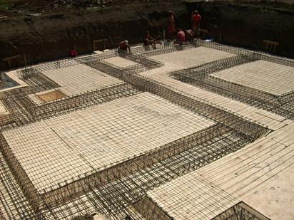 Aditiv in beton - MEP - MODERN COMPANY CONSTRUCT - Vila privata - Otopeni / Aplicare tratament de impermeabilizare - RADMYX