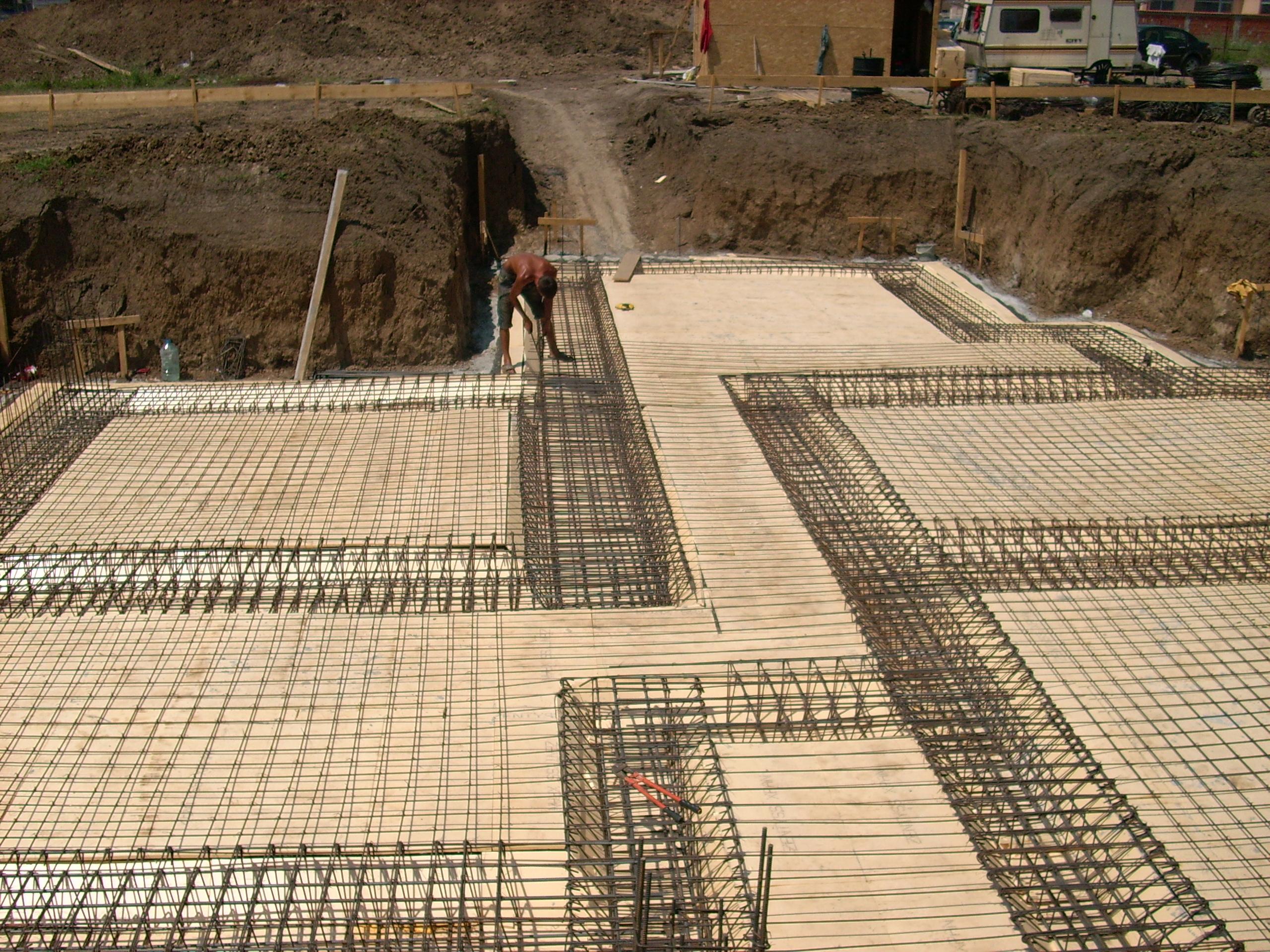 Aditiv in beton - MEP - MODERN COMPANY CONSTRUCT - Vila privata - Otopeni UNICO PROFIT - Poza 8