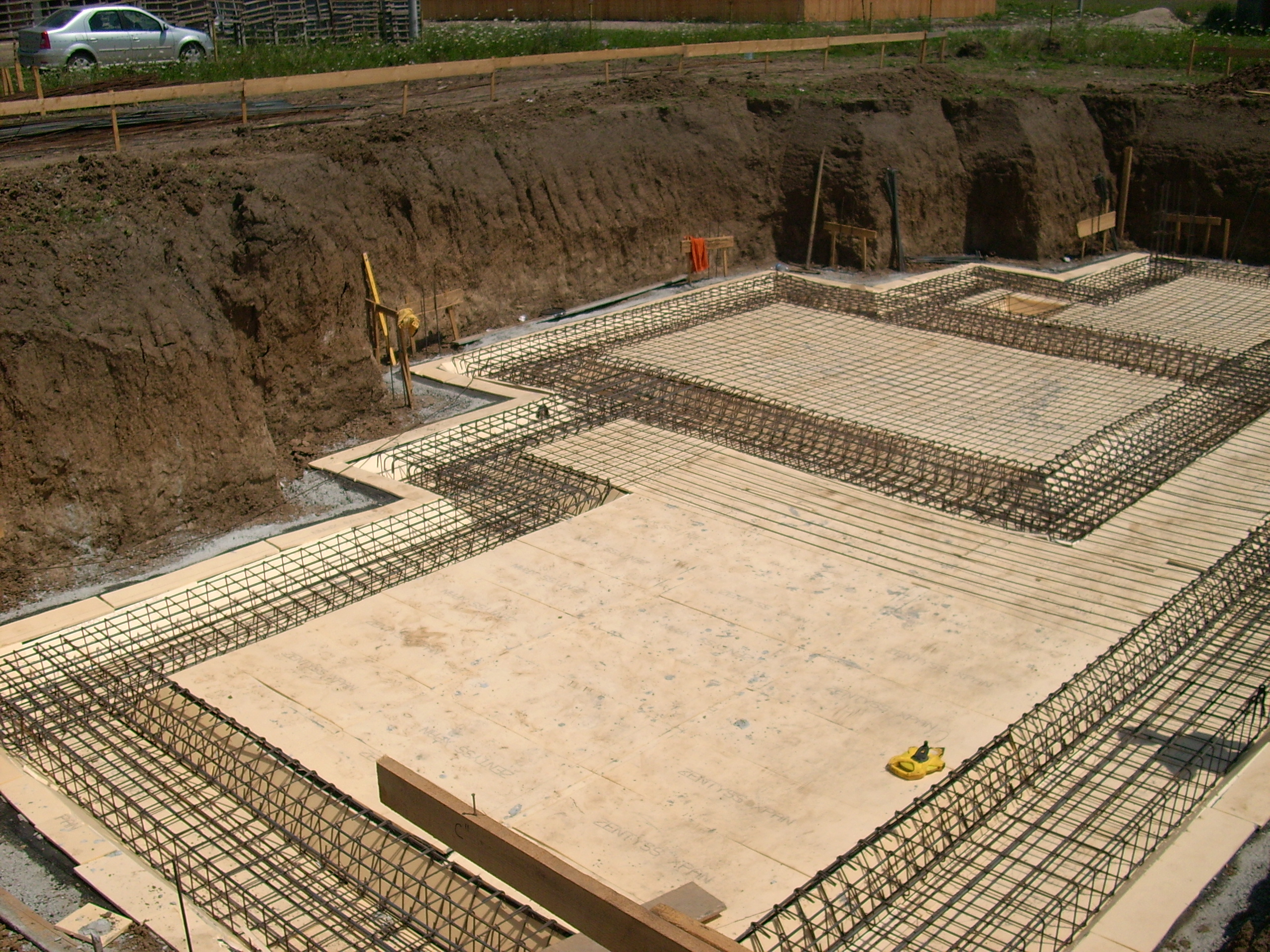 Aditiv in beton - MEP - MODERN COMPANY CONSTRUCT - Vila privata - Otopeni UNICO PROFIT - Poza 9