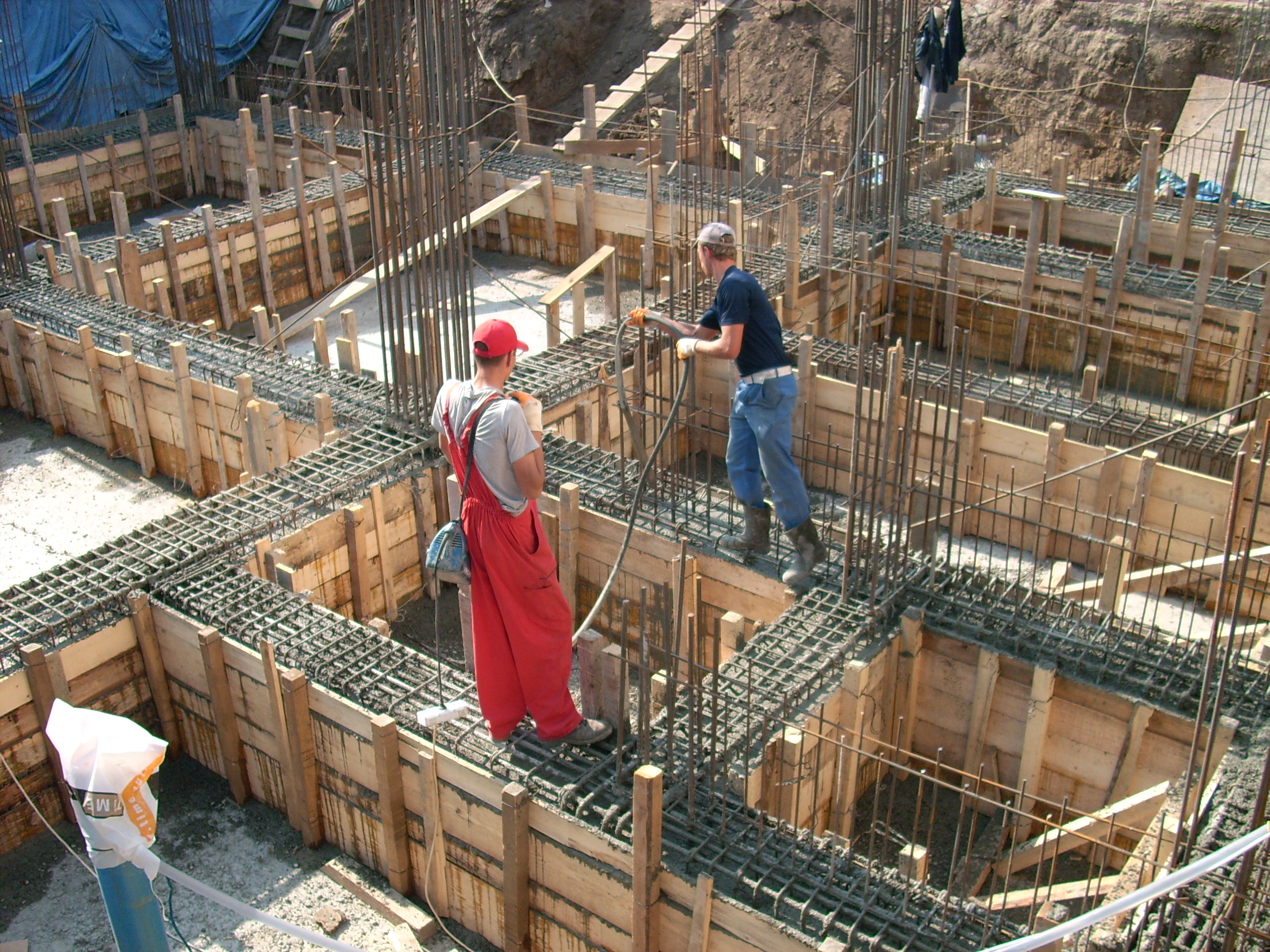 Aditiv in beton - NORDICA CONSTRUCT - Bd Pipera 12B UNICO PROFIT - Poza 1