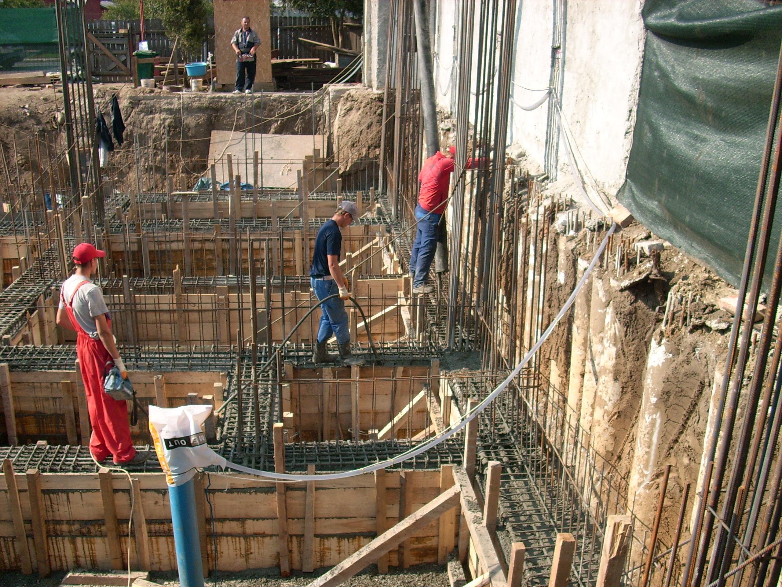 Aditiv in beton - NORDICA CONSTRUCT - Bd Pipera 12B UNICO PROFIT - Poza 2