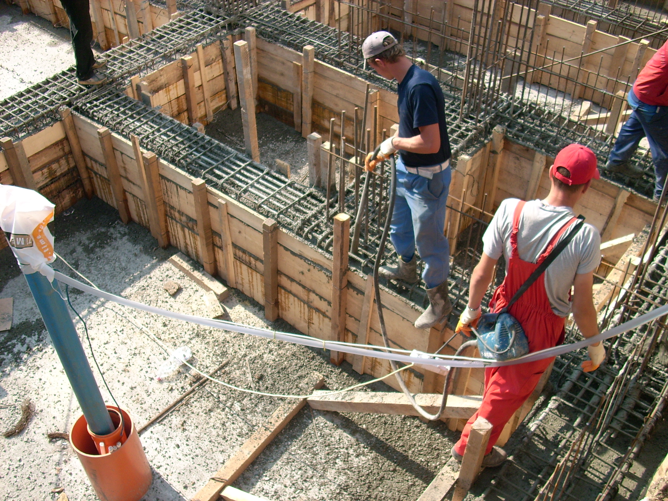Aditiv in beton - NORDICA CONSTRUCT - Bd Pipera 12B UNICO PROFIT - Poza 15